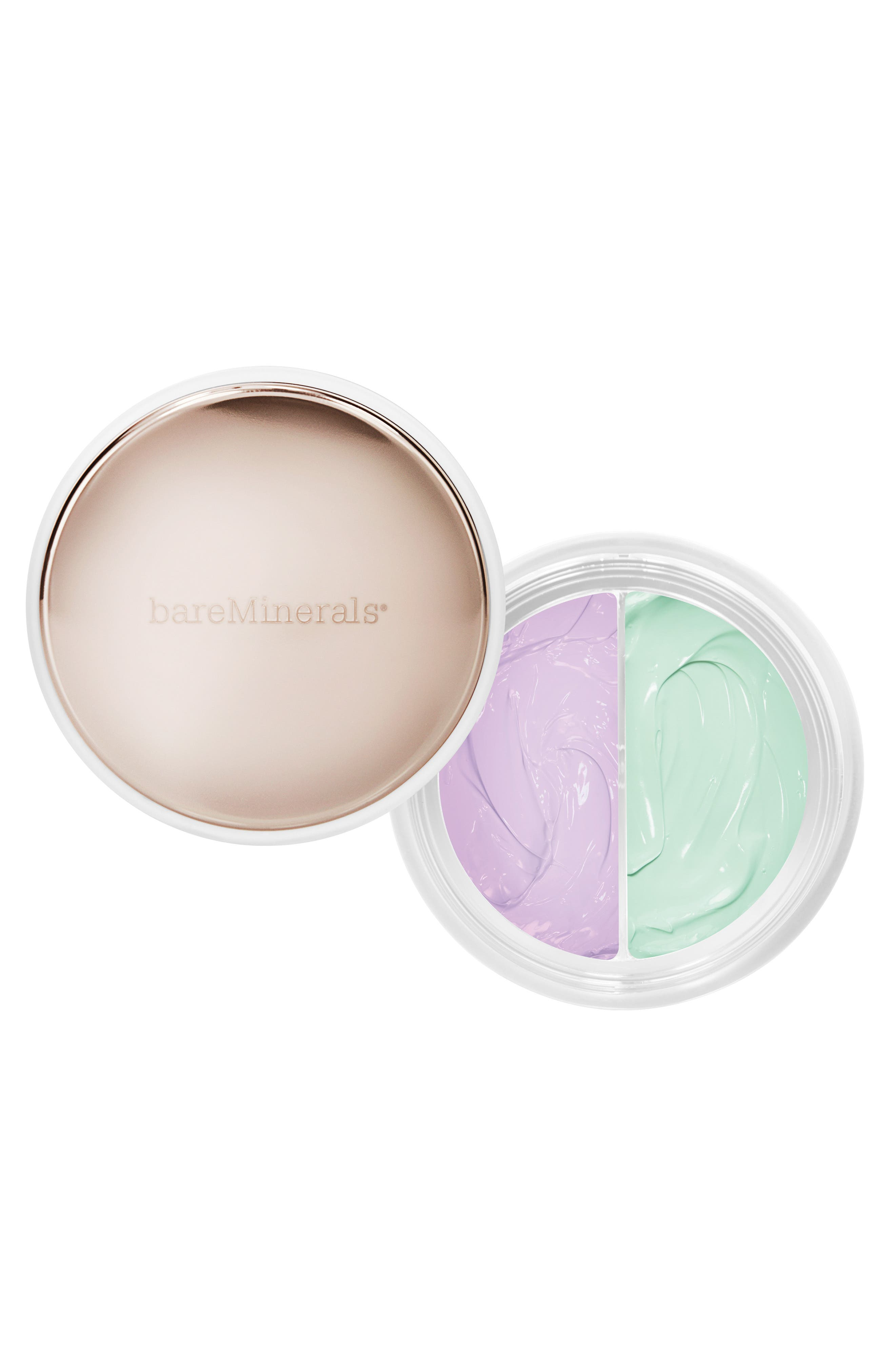 BAREMINERALS<SUP>®</SUP>, Be Bright & Be Firm Claymates Mask Duo, Alternate thumbnail 2, color, NO COLOR