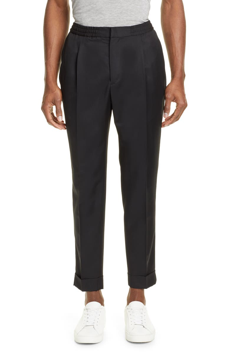 Officine Generale Pants TUXEDO TROUSERS