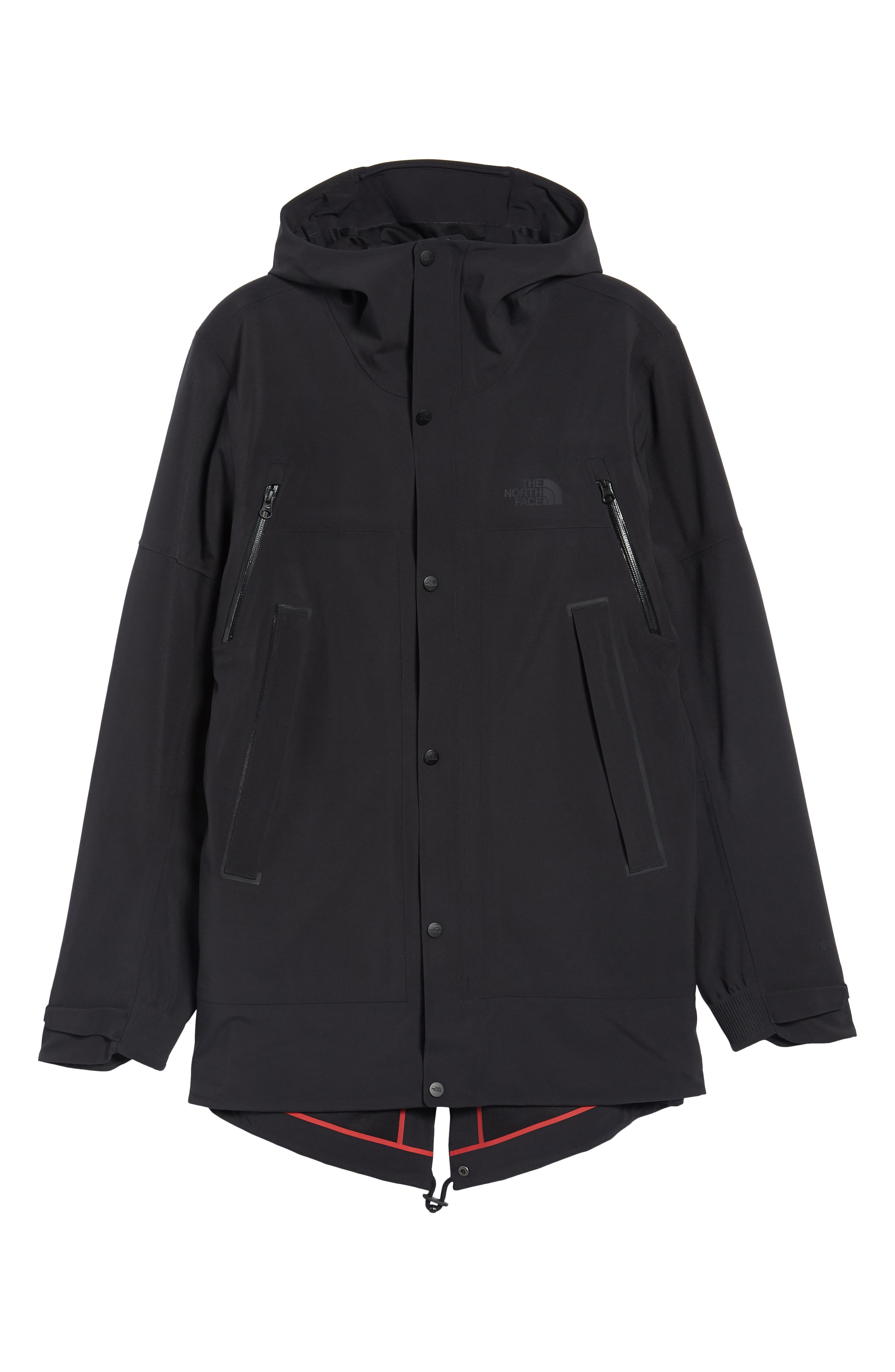 THE NORTH FACE, Apex Flex Gore-Tex<sup>®</sup> Parka, Alternate thumbnail 6, color, 001