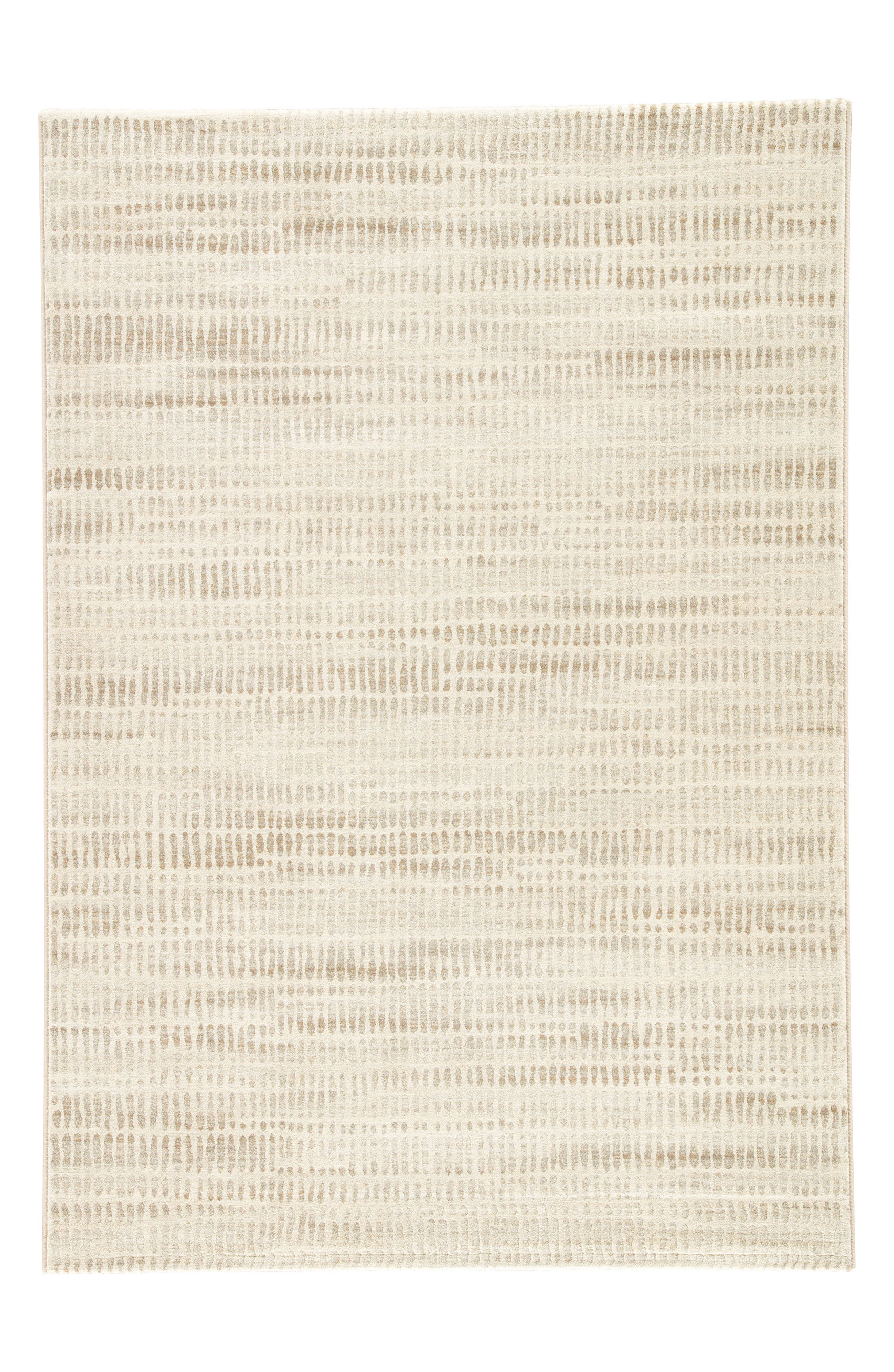 JAIPUR Blurred Water Rug, Main, color, BEIGE TAUPE