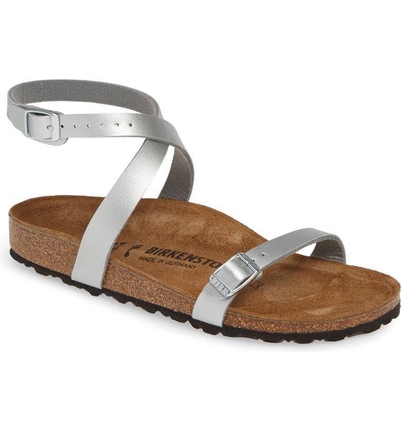 52e9255b251 Birkenstock Daloa Ankle Strap Sandal (Women)