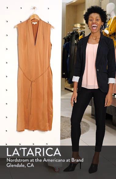 Midi Silk Dress, sales video thumbnail