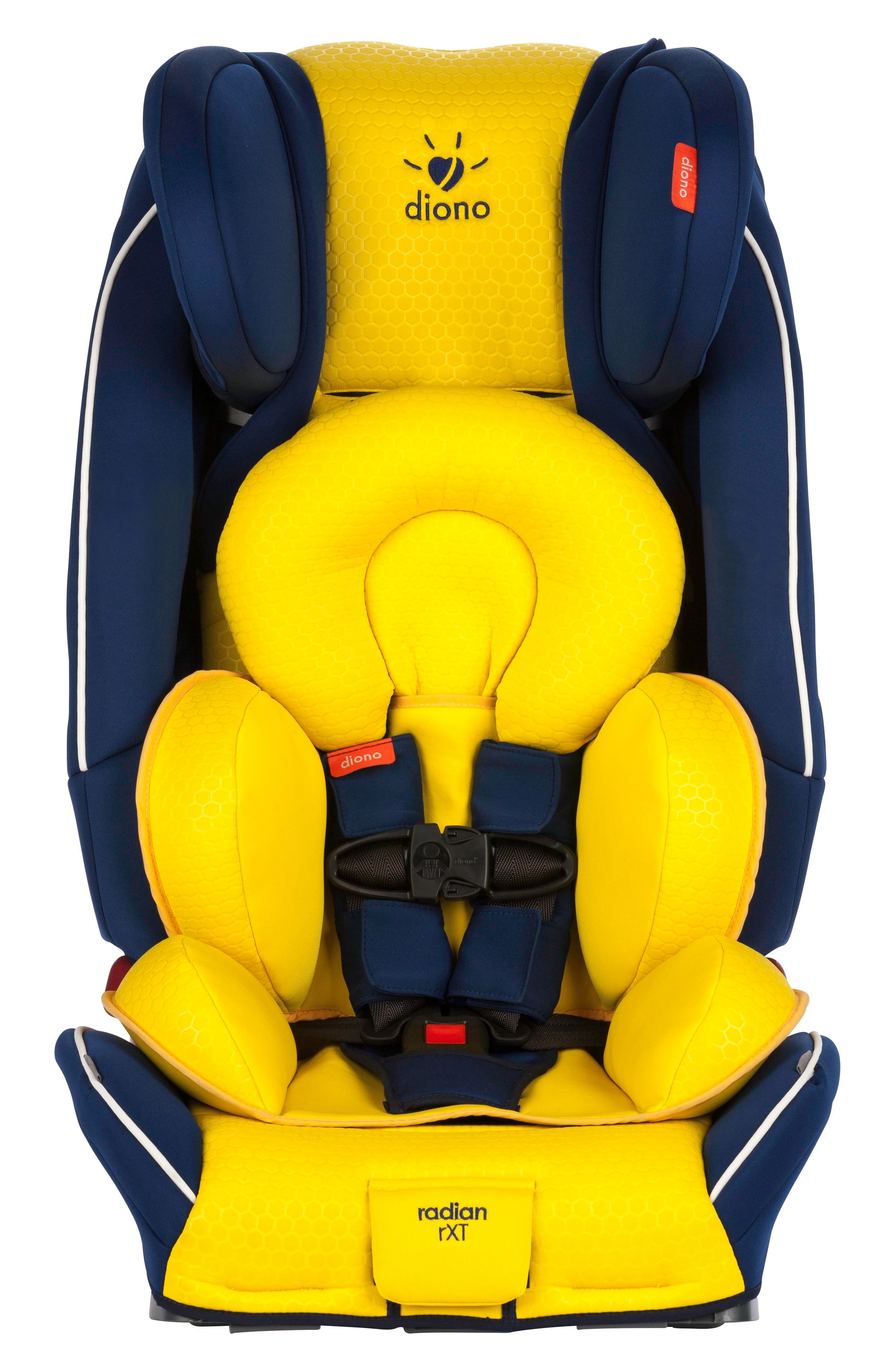 DIONO Radian<sup>®</sup> 3 RXT Rear & Forward Facing Car Seat, Main, color, MY COLOR BLUE YELLOW