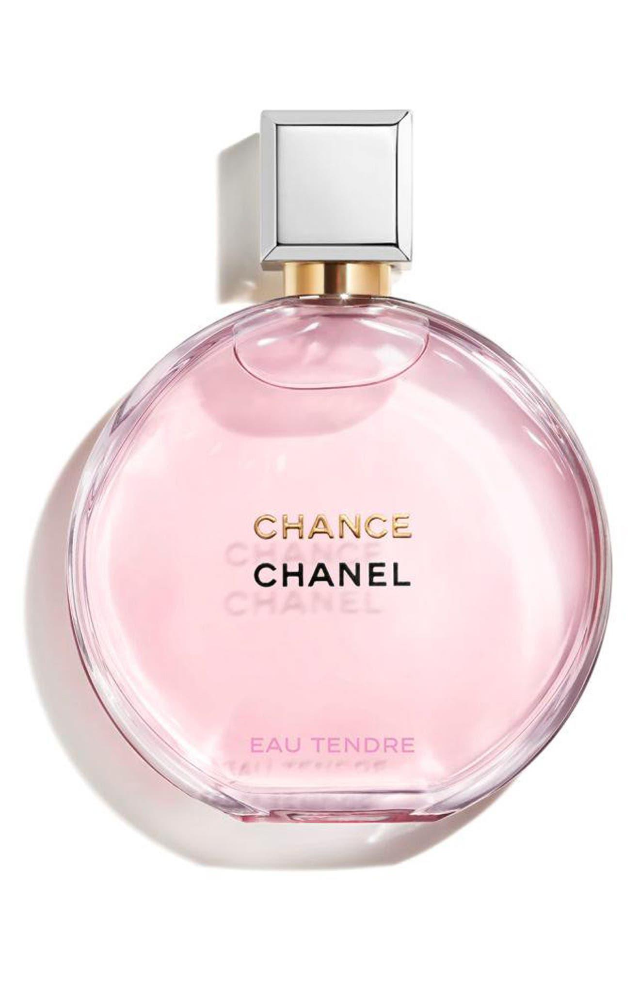 CHANEL, CHANCE EAU TENDRE Eau de Parfum, Main thumbnail 1, color, NO COLOR