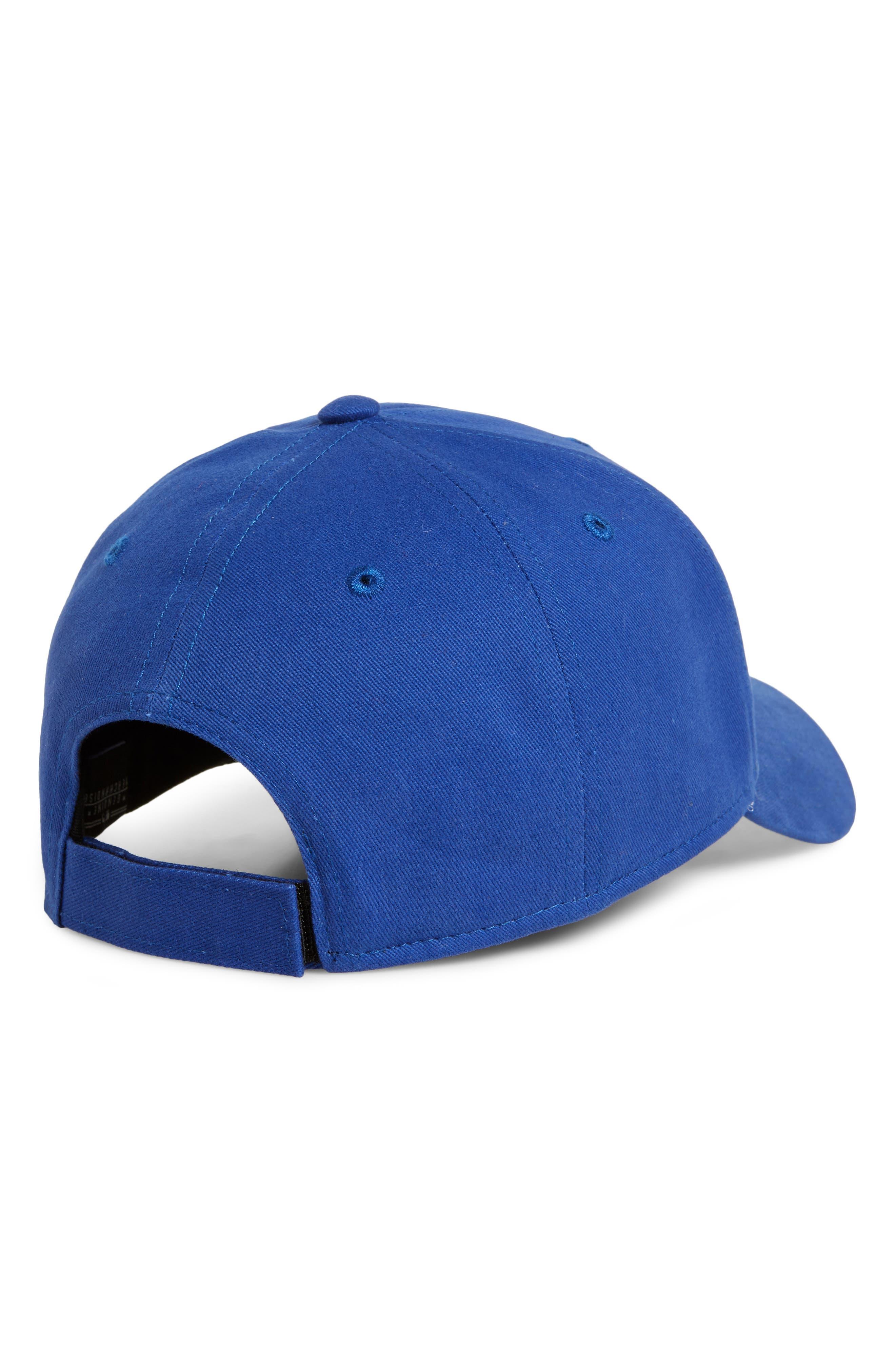 '47, Chicago Cubs Baseball Cap, Alternate thumbnail 2, color, ROYAL