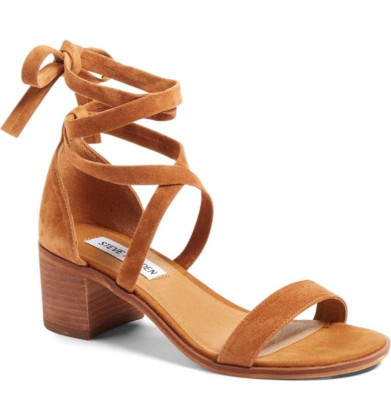 cf7adae0b63 Steve Madden  Rizzaa  Ankle Strap Sandal (Women)