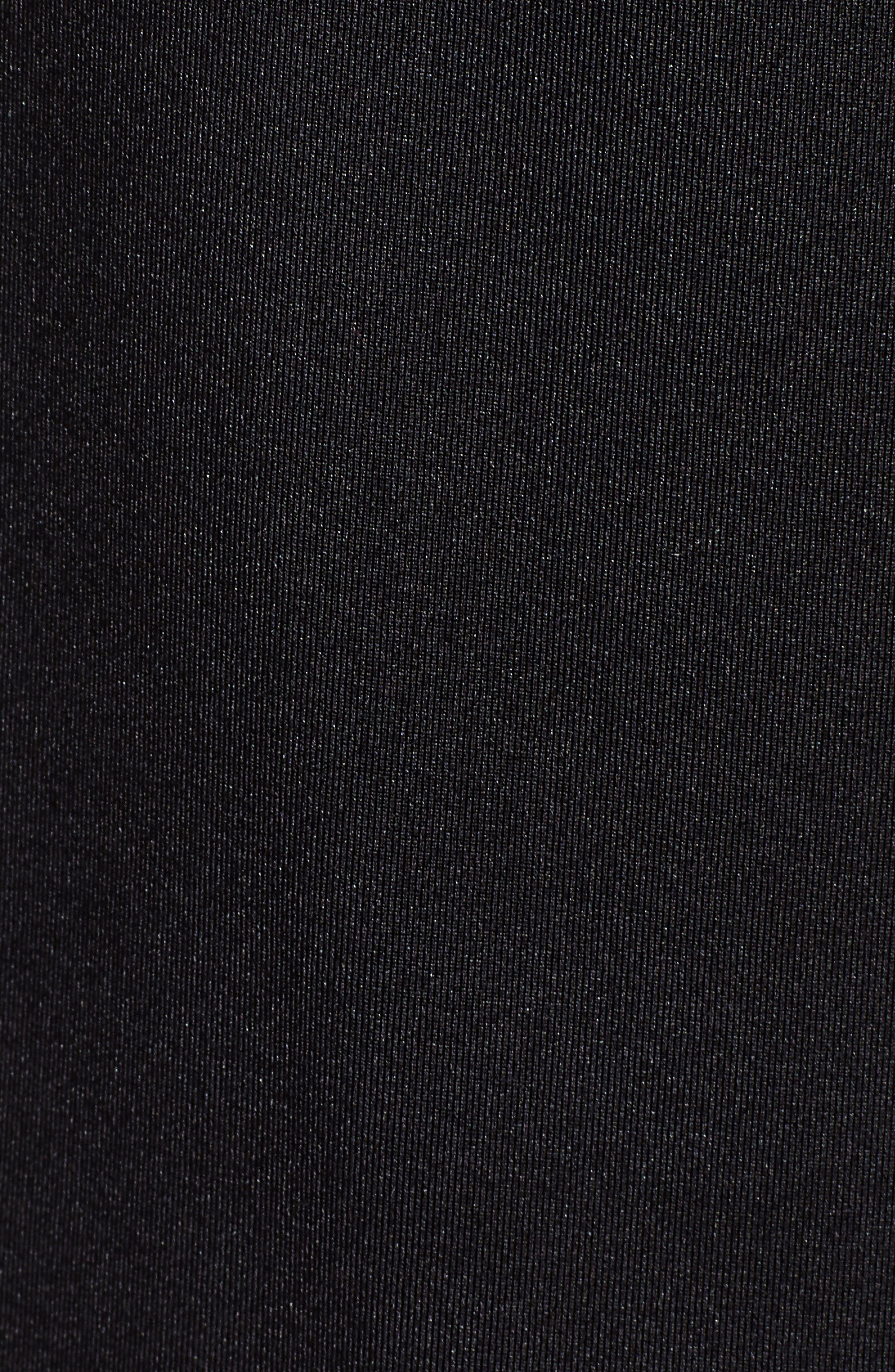 ROSEMUNDE, Billie Lace Trim Tank, Alternate thumbnail 5, color, BLACK