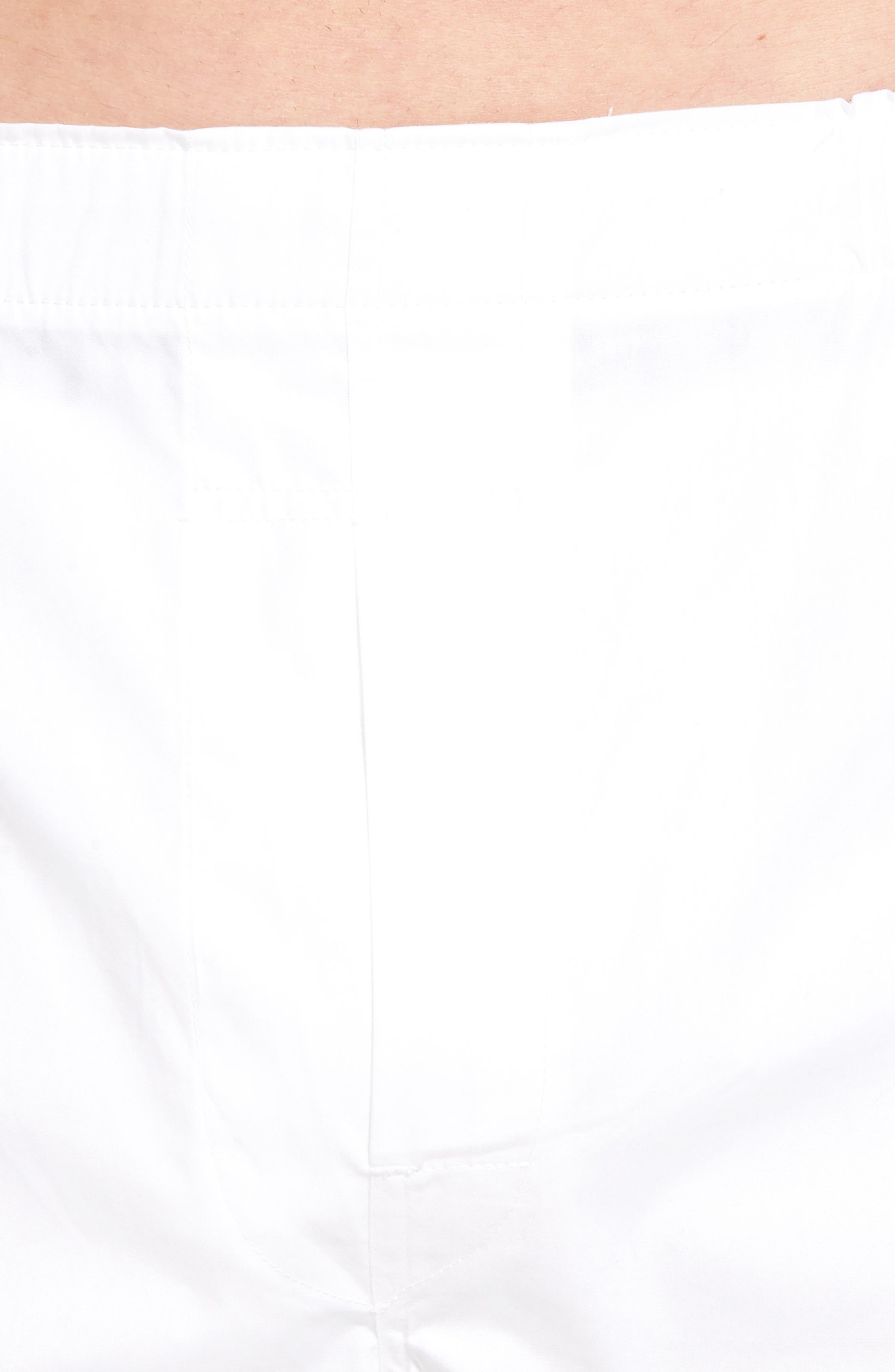 POLO RALPH LAUREN, 3-Pack Boxers, Alternate thumbnail 5, color, WHITE