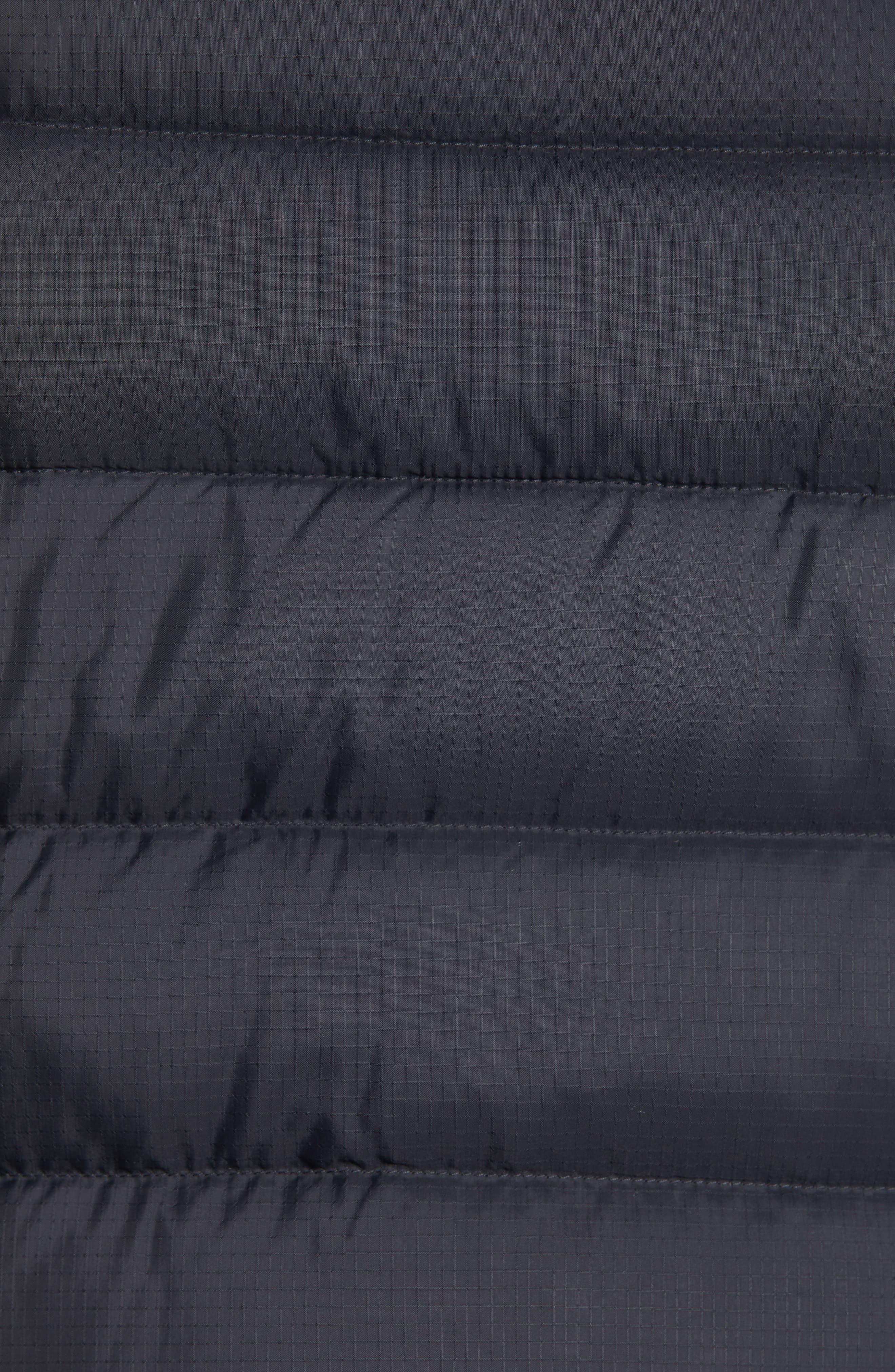 THE NORTH FACE, 'Aconcagua' Goose Down Vest, Alternate thumbnail 8, color, 001