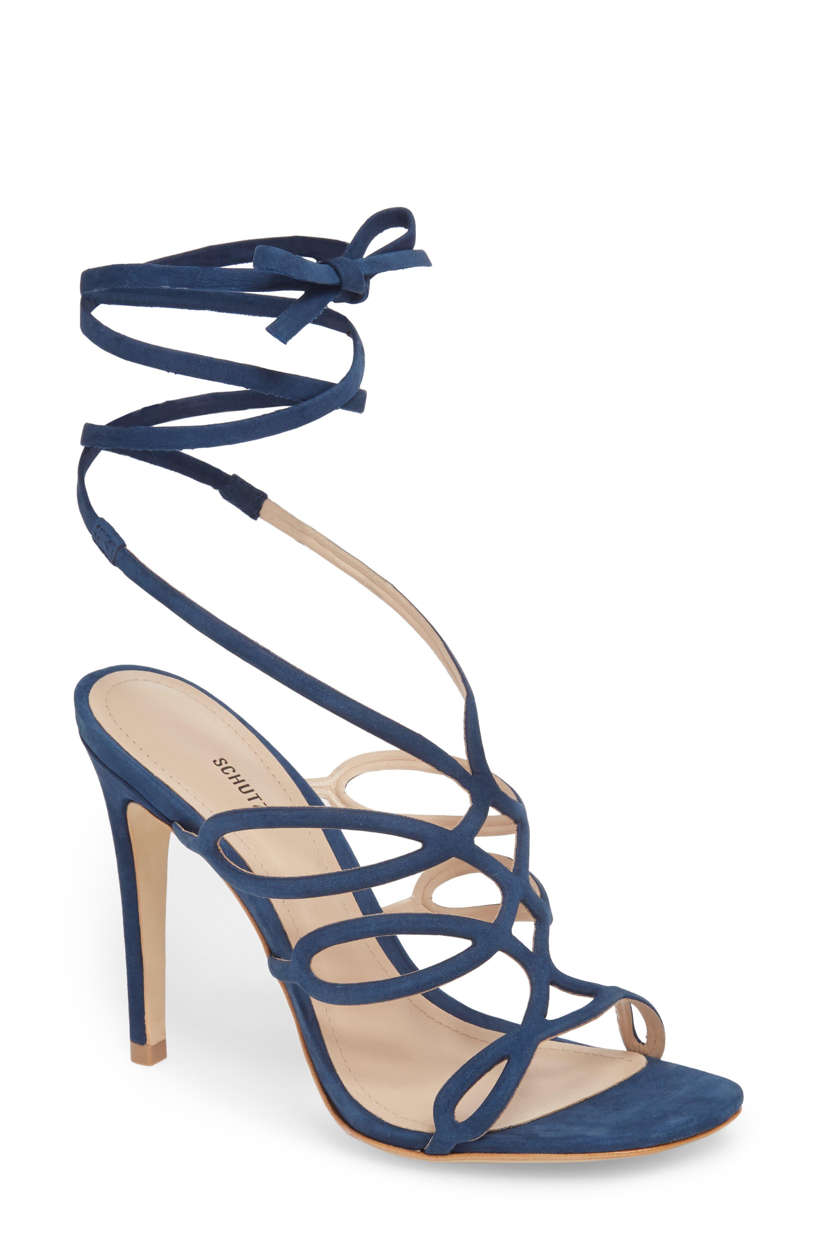 SCHUTZ Nivia Sandal, Main, color, 400