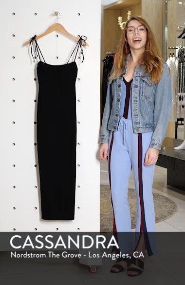 Swan Knit Midi Dress, sales video thumbnail