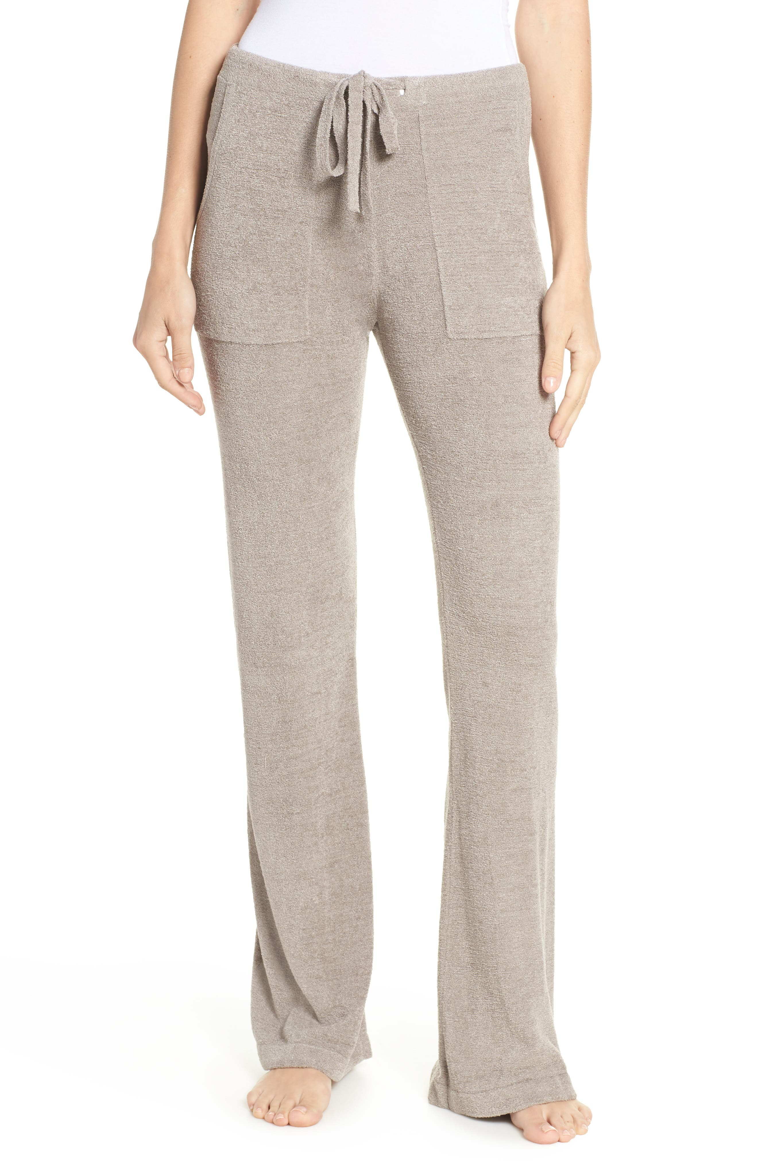 BAREFOOT DREAMS<SUP>®</SUP> Cozychic Ultra Lite<sup>®</sup> Pants, Main, color, BEACH ROCK