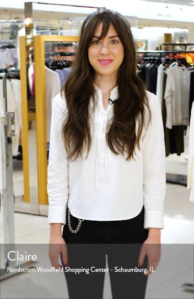 Lea Silk Midi Dress, sales video thumbnail