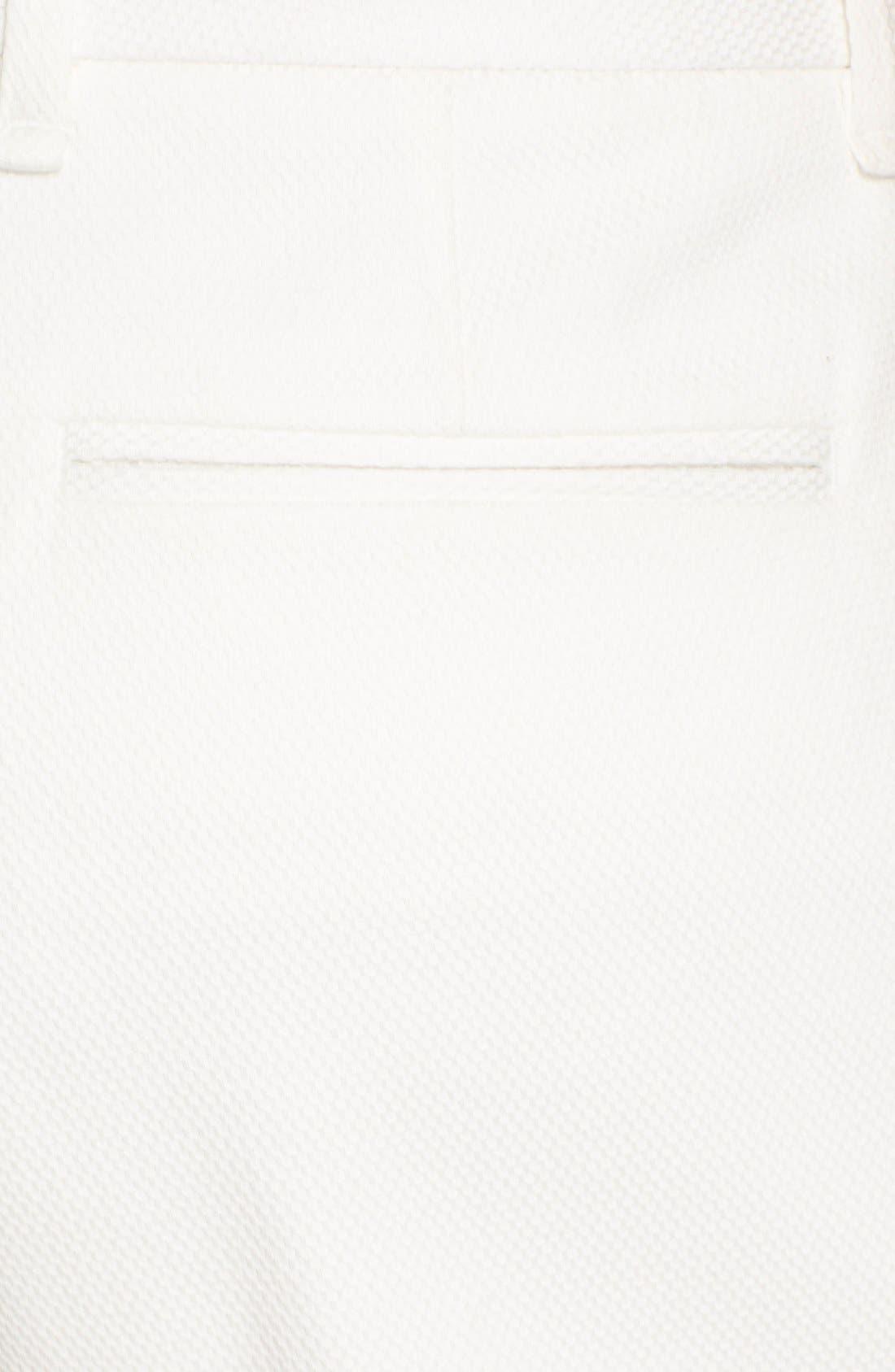 RAG & BONE, 'Montgomery' Stretch Cotton Shorts, Alternate thumbnail 2, color, 105