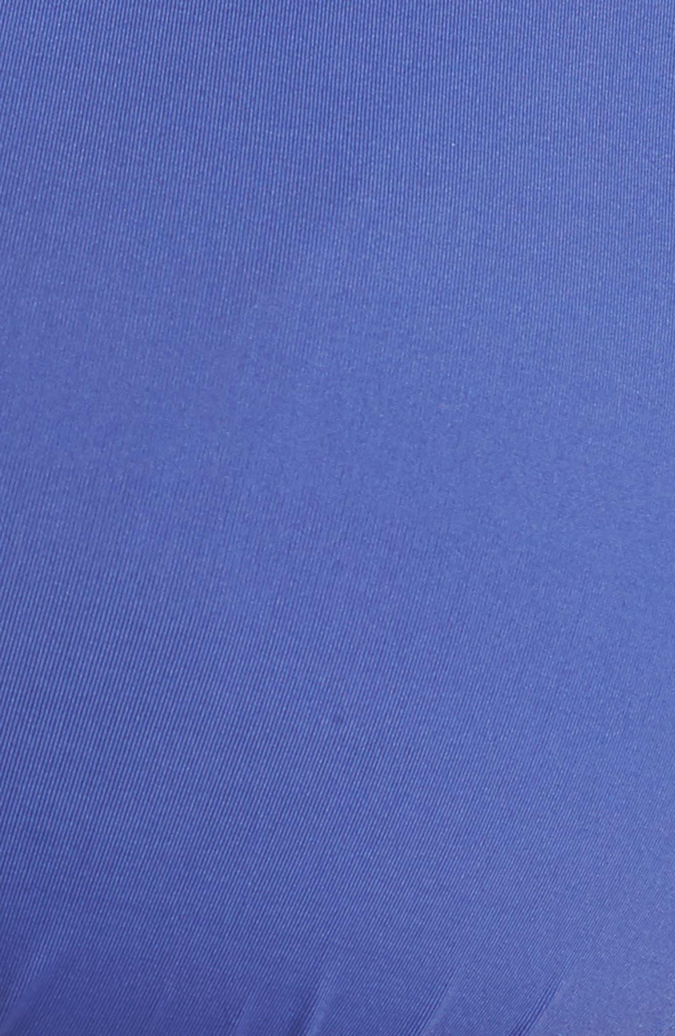 BECCA ETC., Becca Etc Color Code Bikini Top, Alternate thumbnail 6, color, BLUE TOPAZ