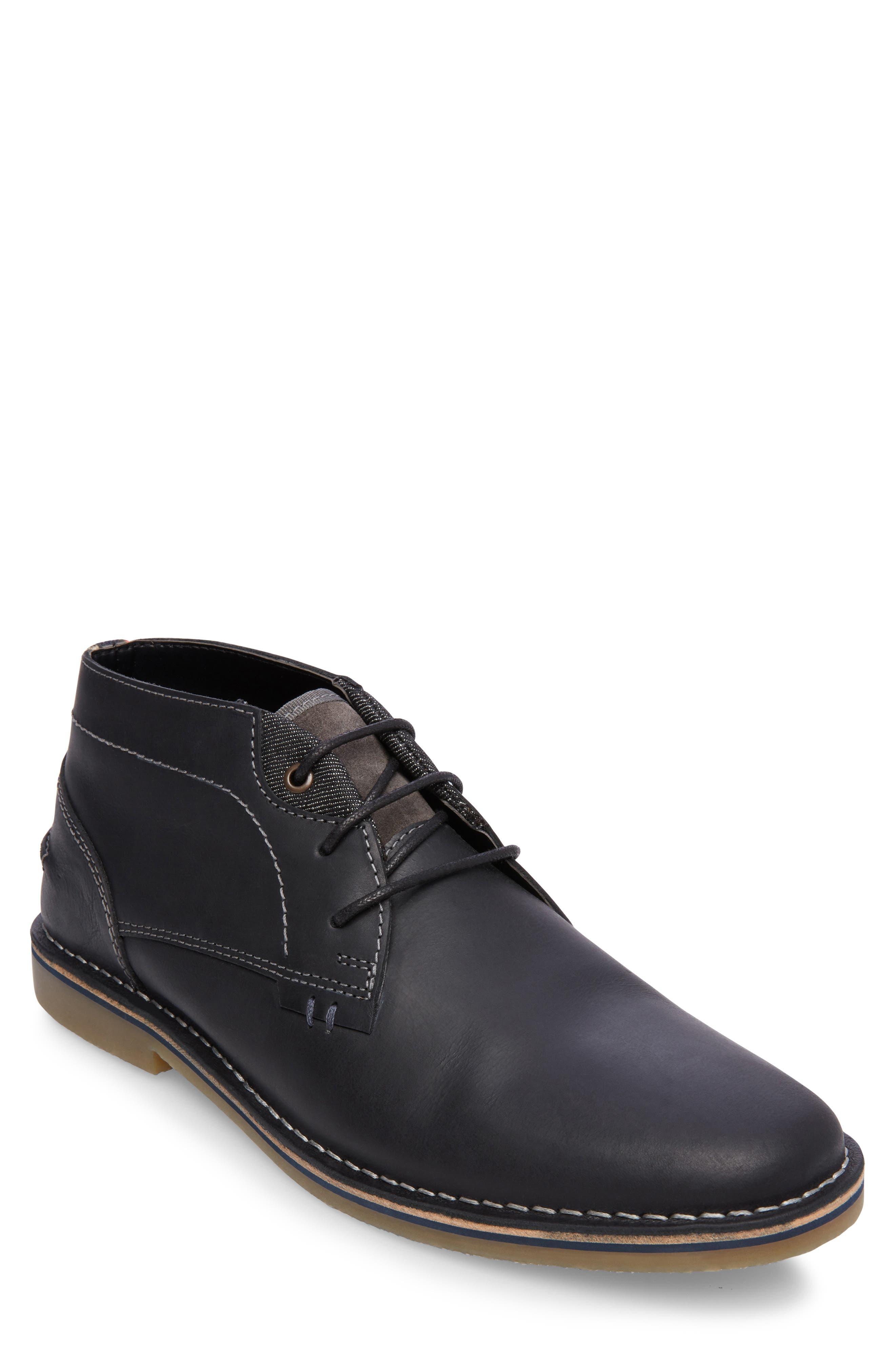 STEVE MADDEN Hinton Chukka Boot, Main, color, 001