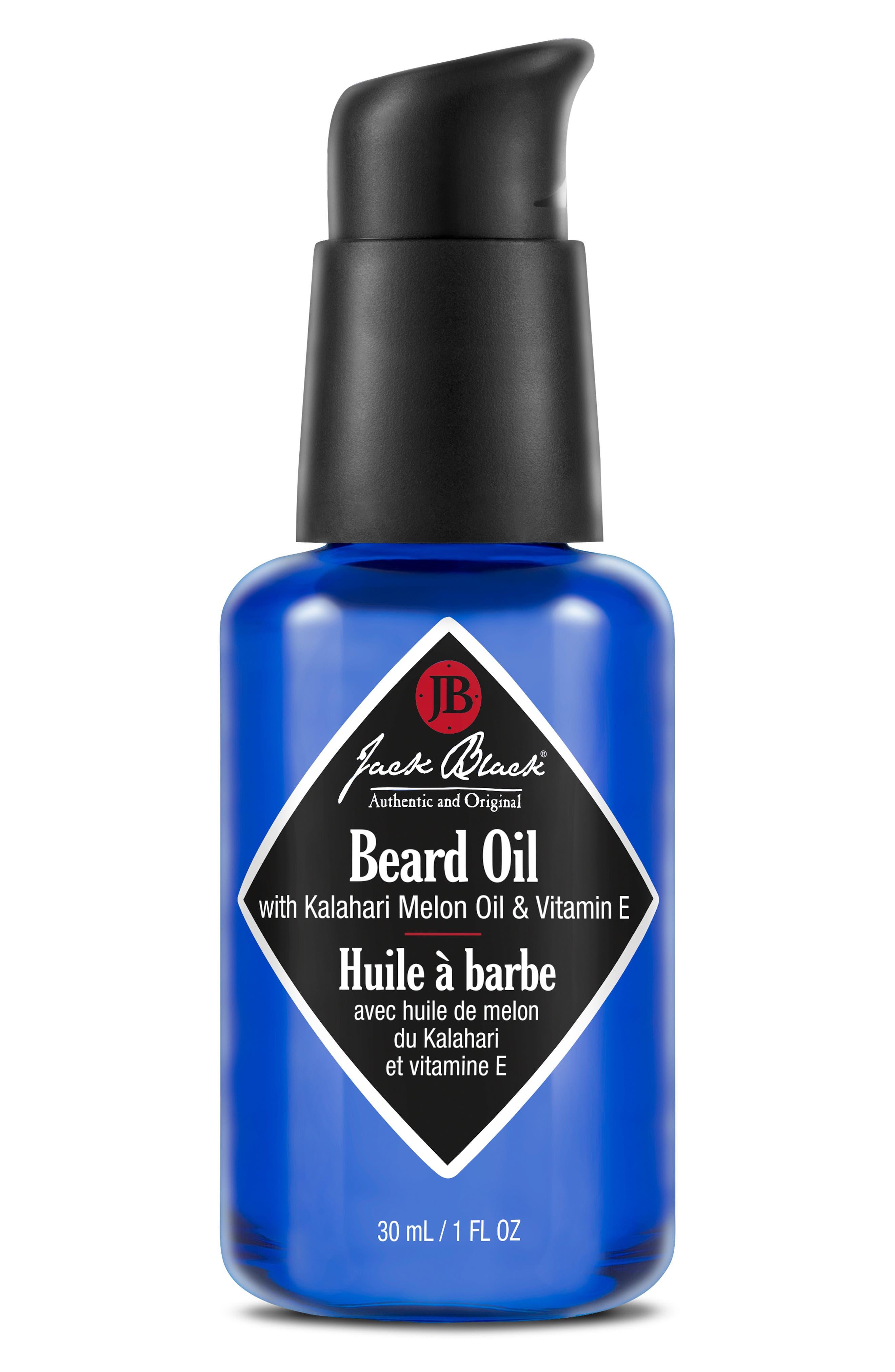JACK BLACK, Beard Oil, Alternate thumbnail 2, color, NO COLOR