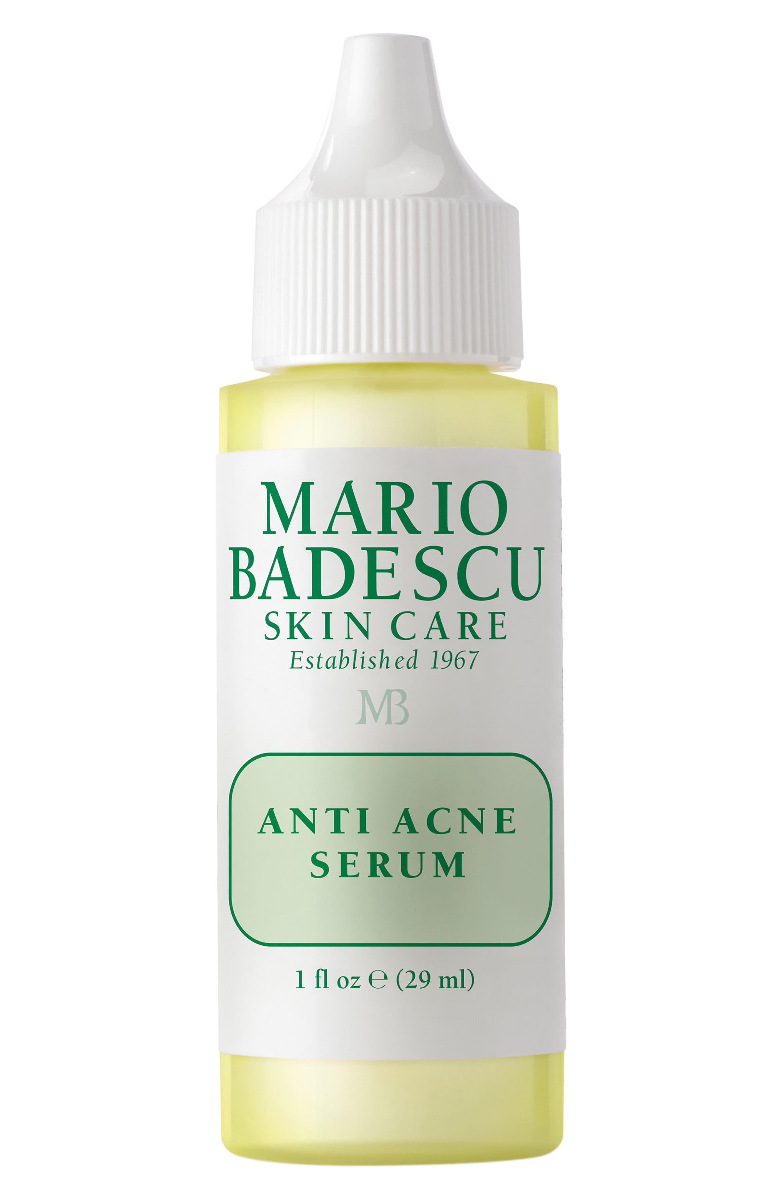 MARIO BADESCU, Anti Acne Serum, Main thumbnail 1, color, NO COLOR