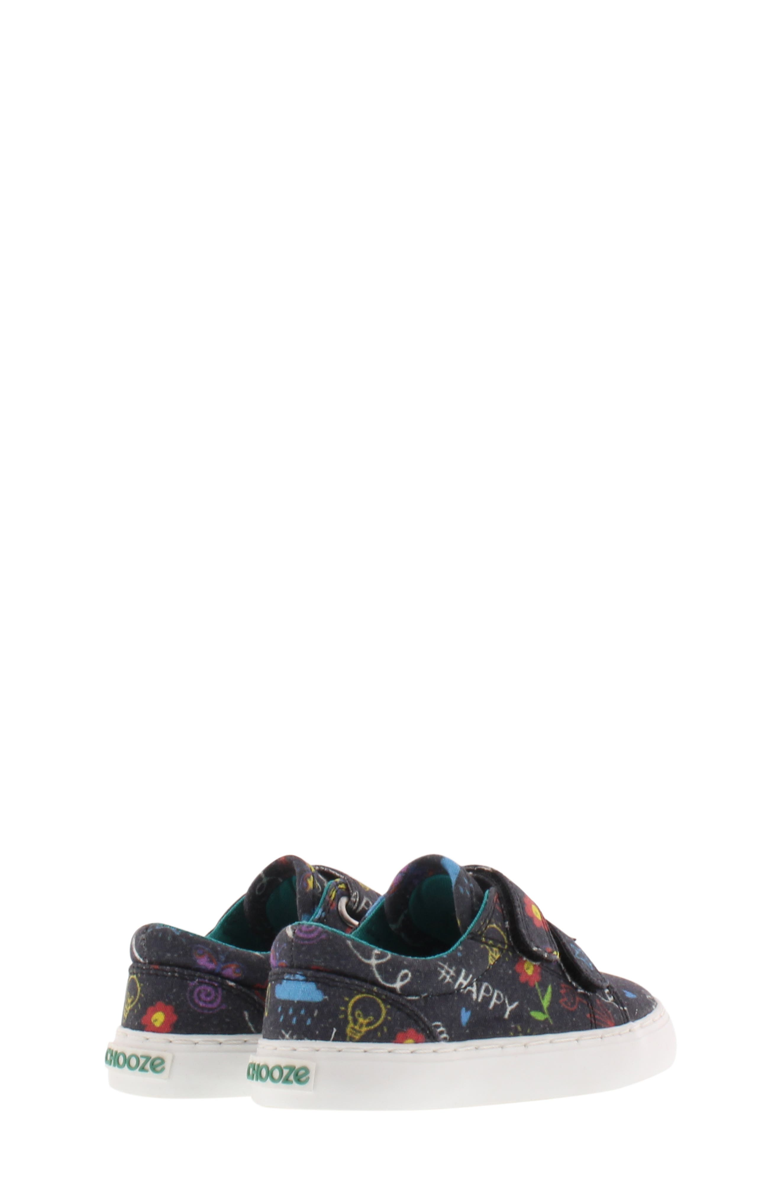 CHOOZE, Choose Move Bounce Sneaker, Alternate thumbnail 2, color, CHARCOAL