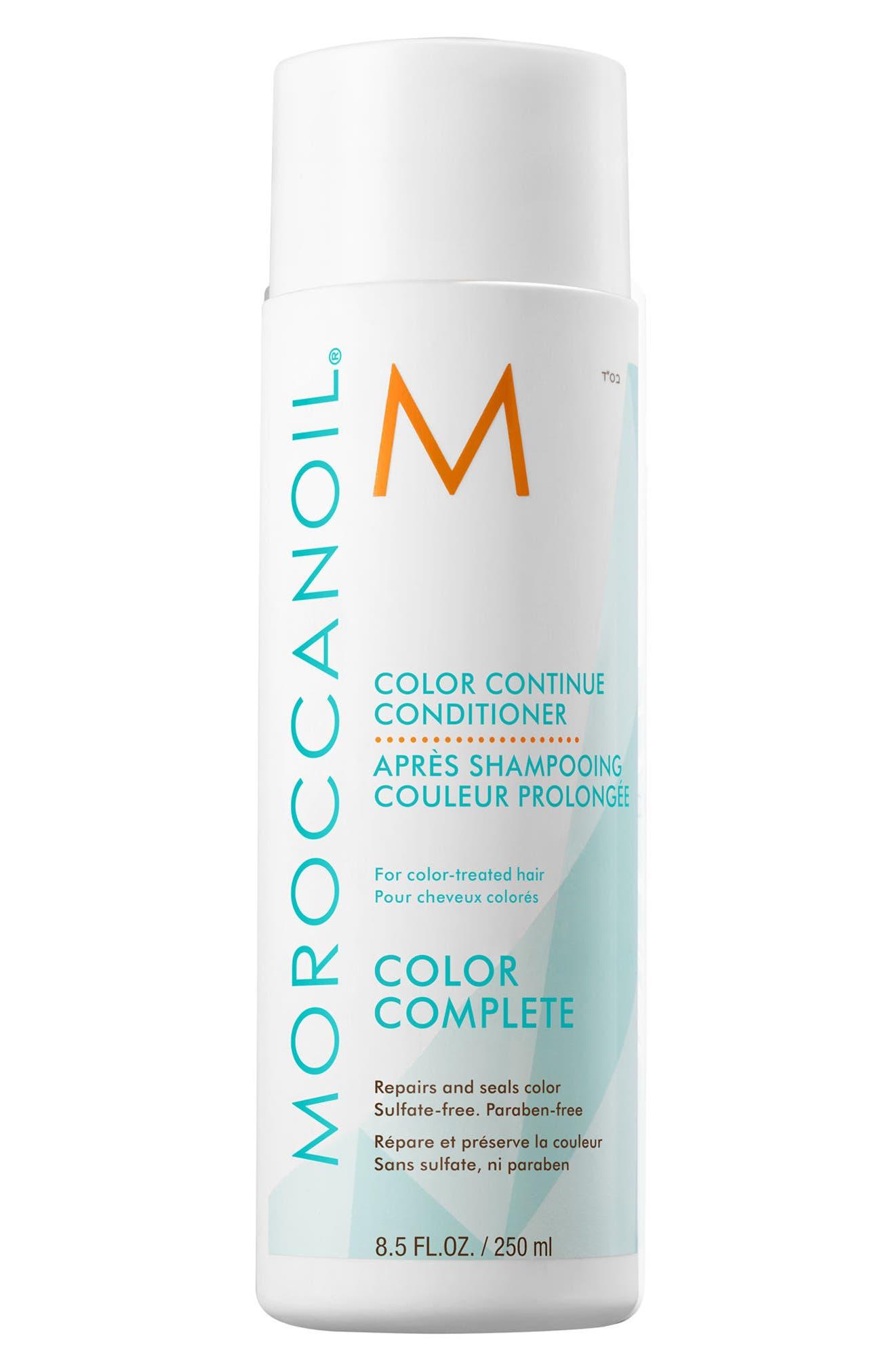MOROCCANOIL<SUP>®</SUP>, Color Continue Conditioner, Main thumbnail 1, color, NO COLOR