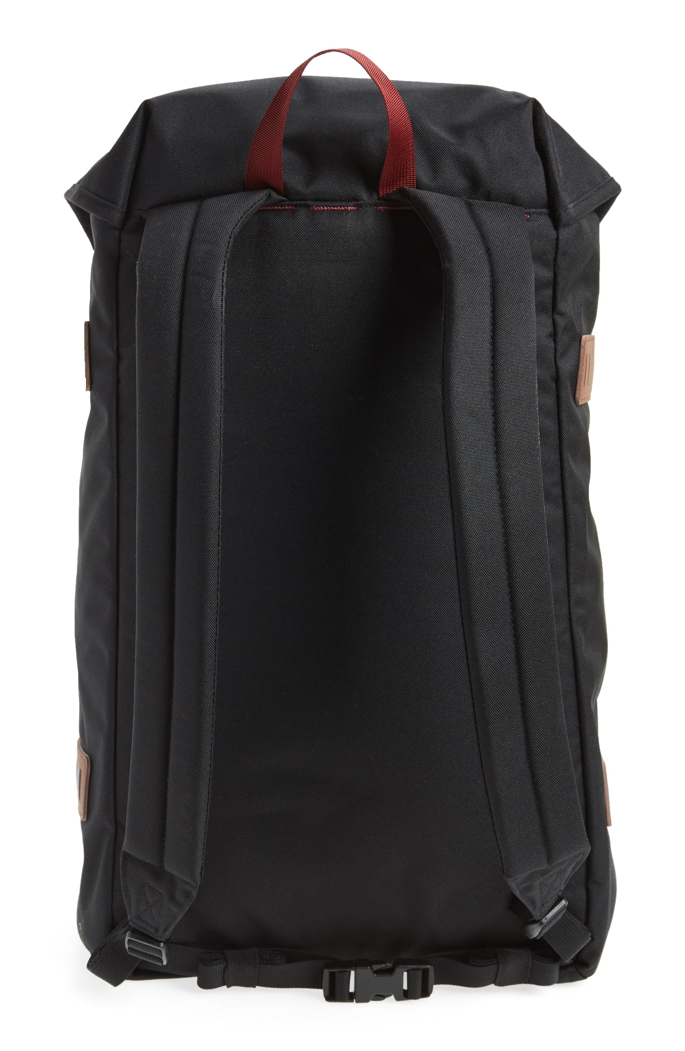 PATAGONIA, Arbor 26-Liter Backpack, Alternate thumbnail 3, color, 001