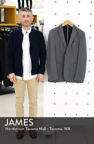 Slim Fit Stretch Knit Sport Coat, sales video thumbnail