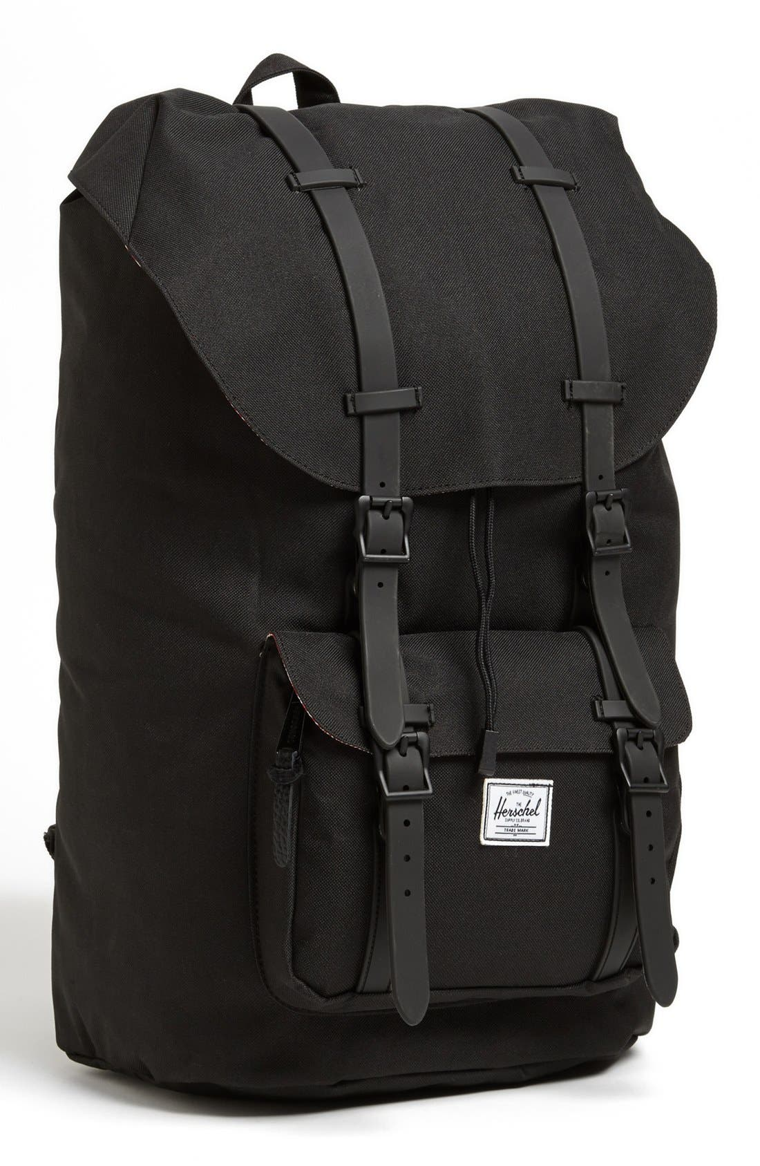 HERSCHEL SUPPLY CO., 'Little America' Backpack, Main thumbnail 1, color, 003