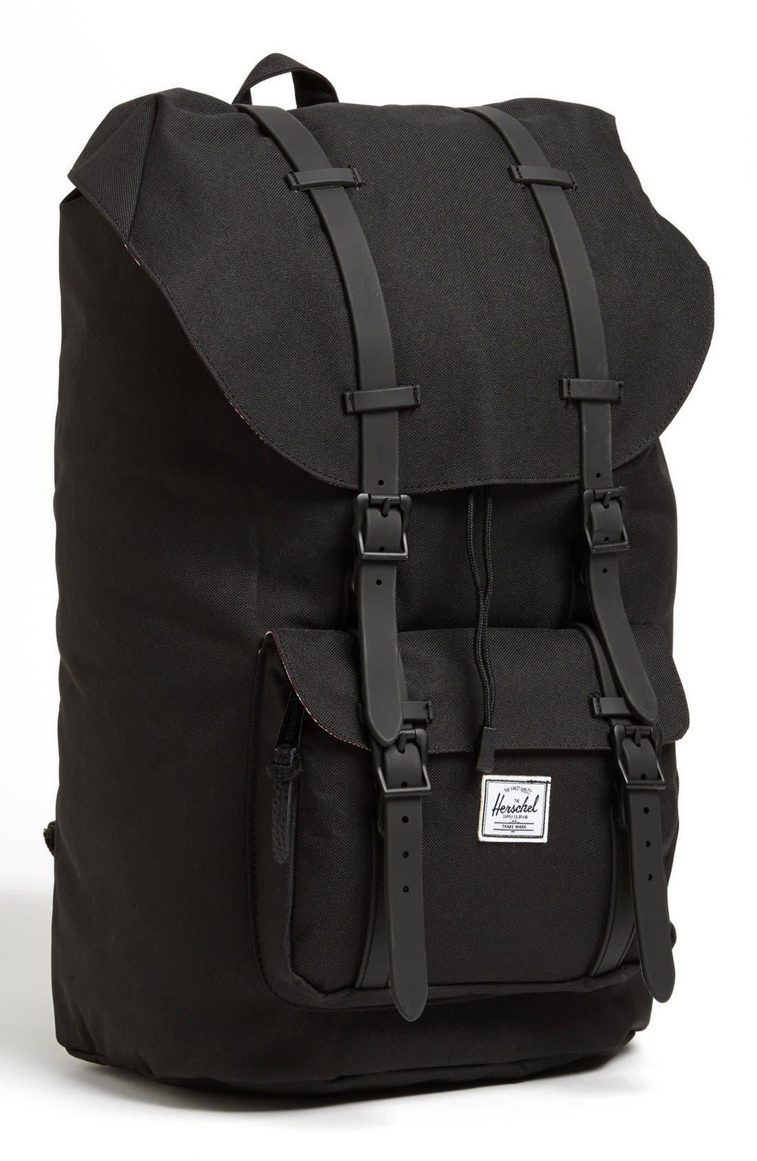 HERSCHEL SUPPLY CO. 'Little America' Backpack, Main, color, 003