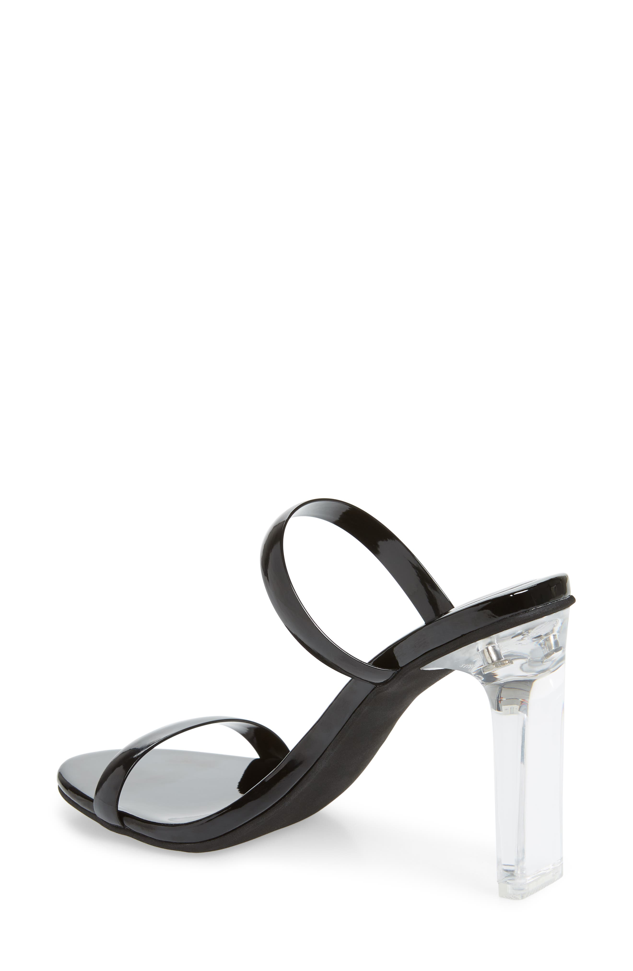 JEFFREY CAMPBELL, Serum Slide Sandal, Alternate thumbnail 2, color, 001