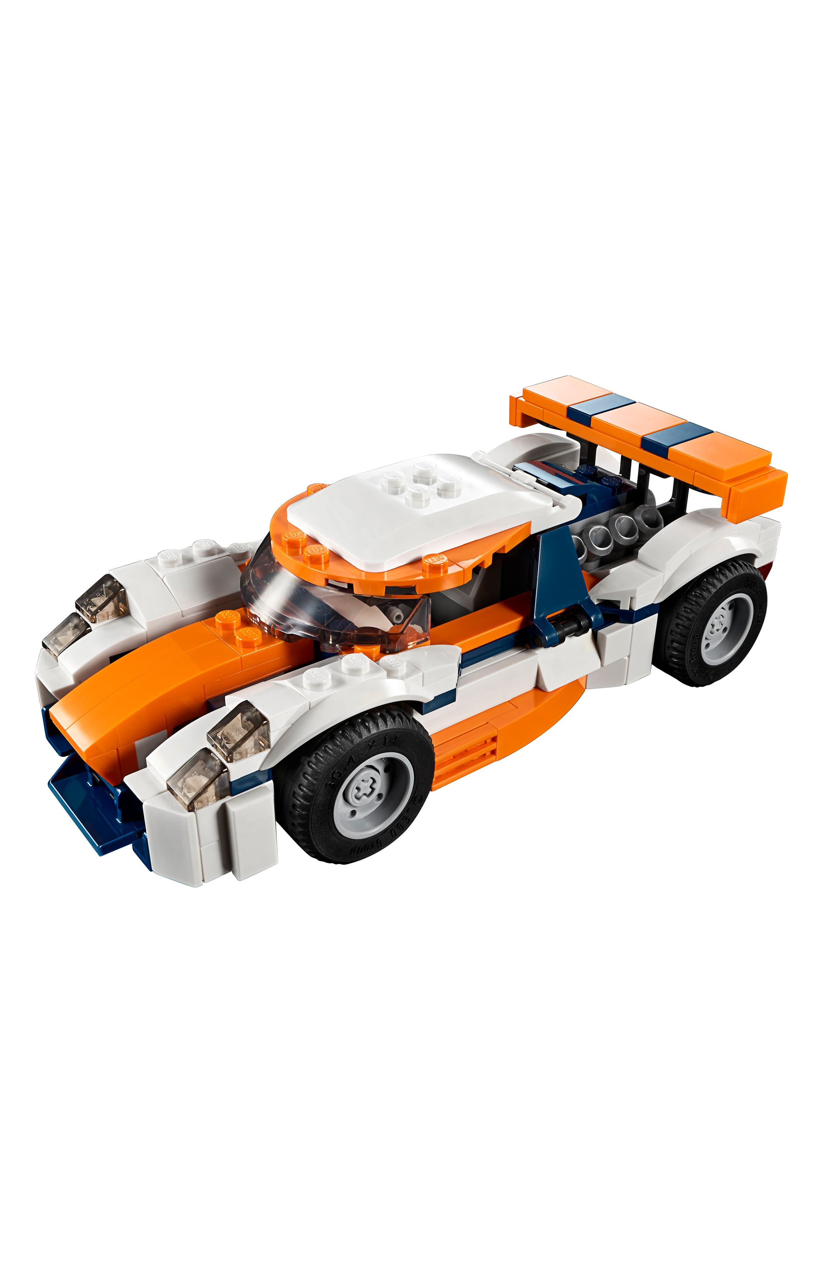 LEGO<SUP>®</SUP>, Creator 3-in-1 Sunset Track Racer - 31089, Main thumbnail 1, color, 960