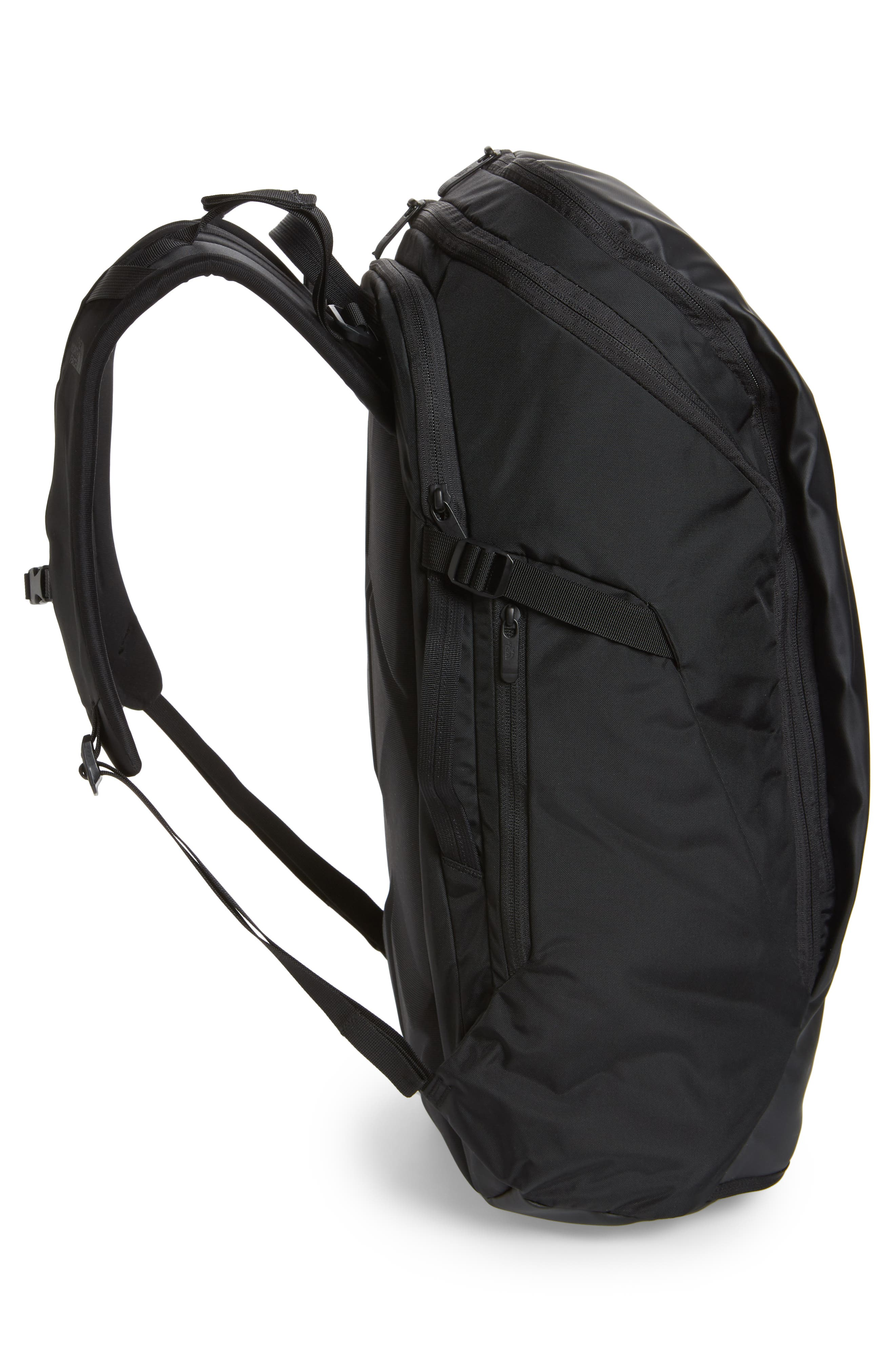 THE NORTH FACE, Kabig Backpack, Alternate thumbnail 5, color, 001