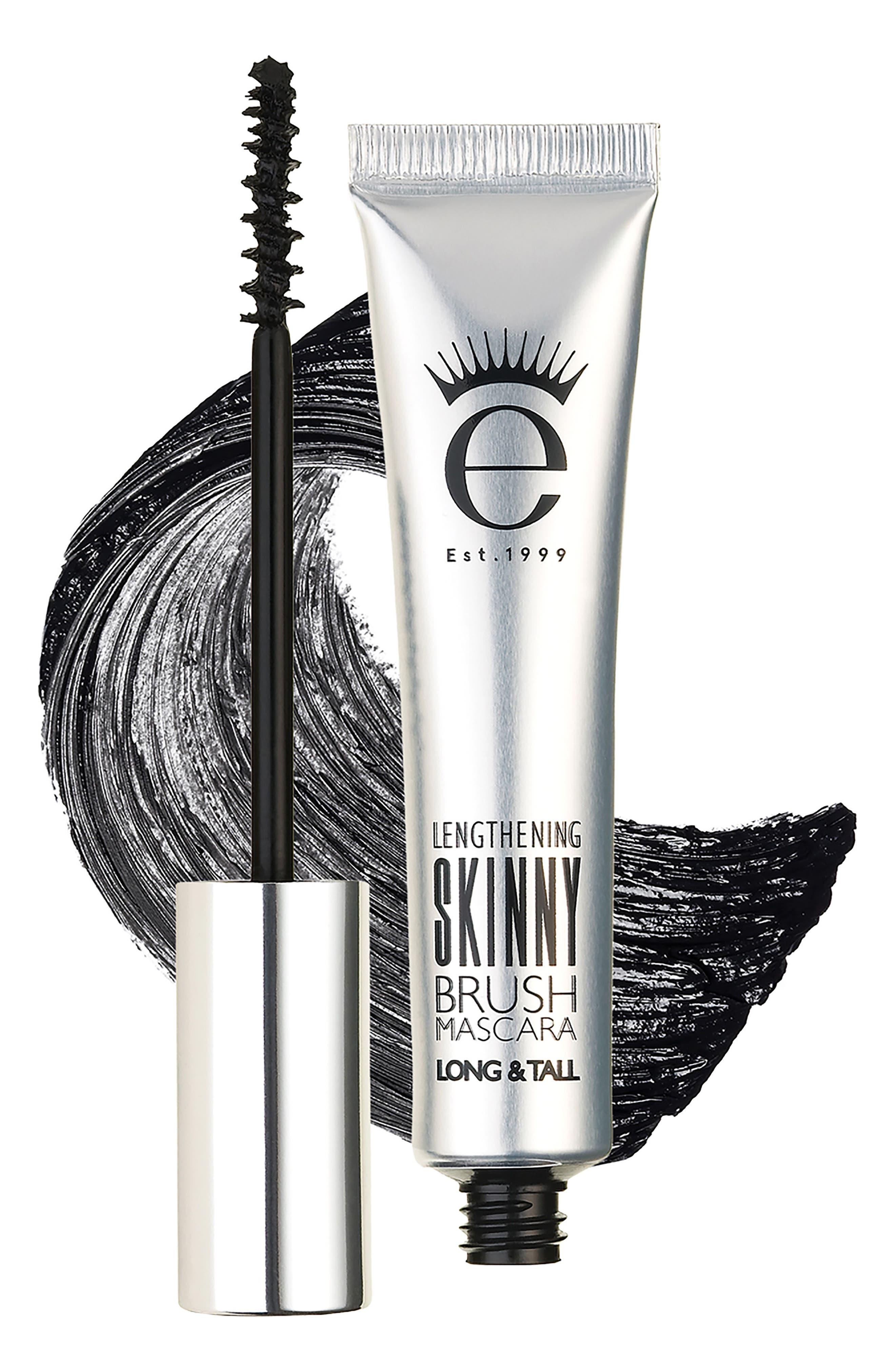 EYEKO, Skinny Brush Mascara, Alternate thumbnail 3, color, BLACK