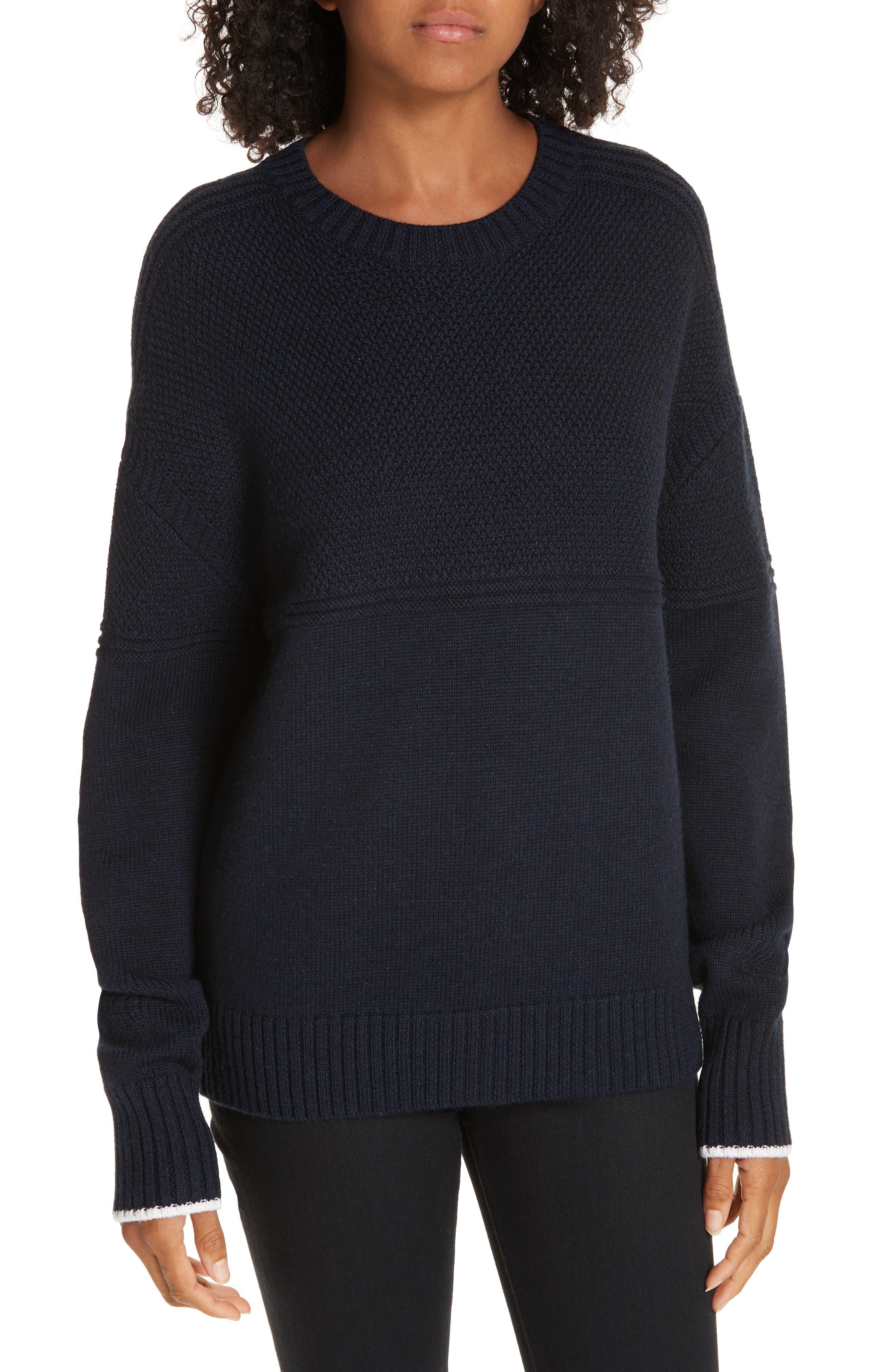 La Ligne Guensey Merino Wool Sweater