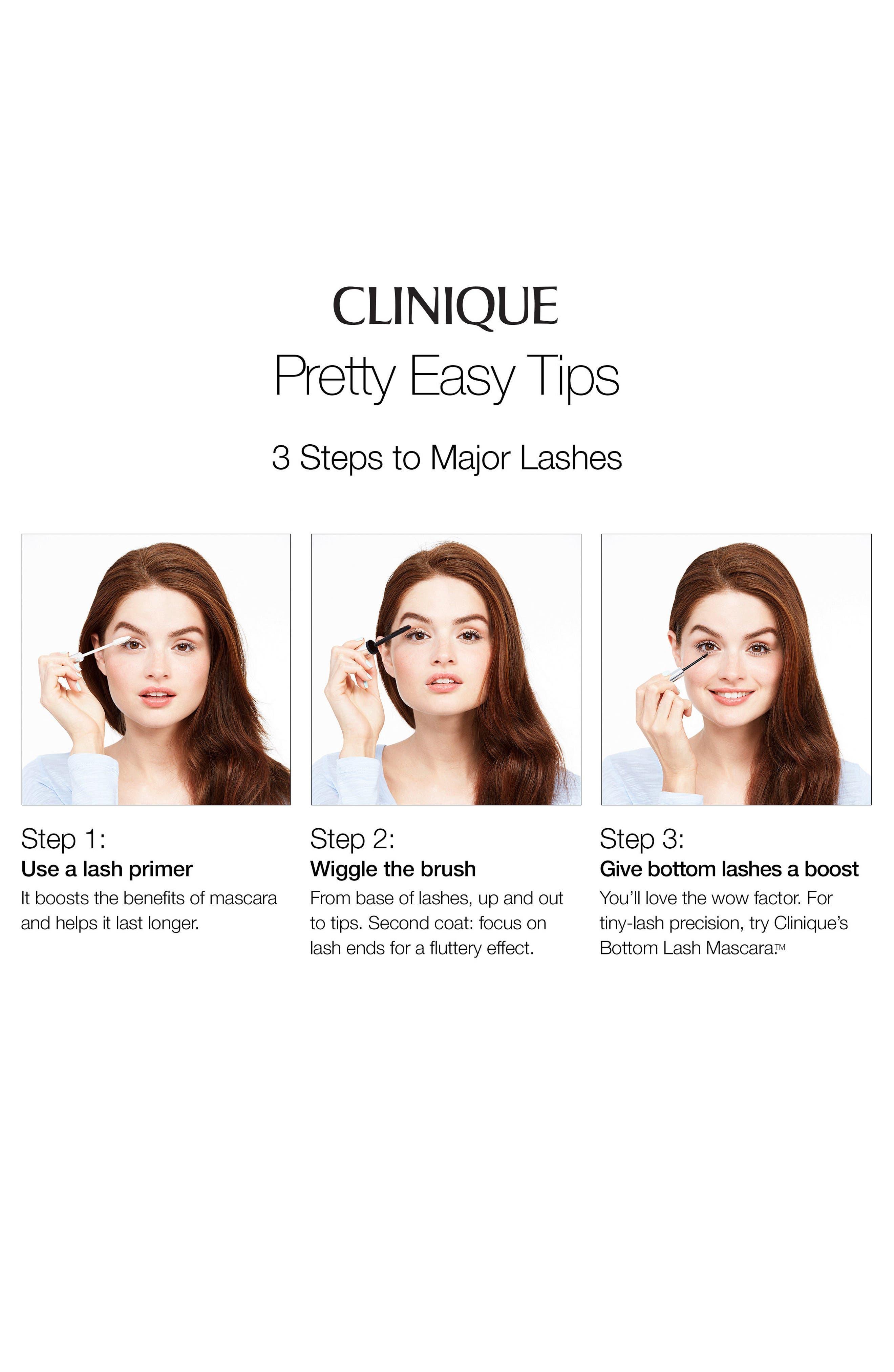CLINIQUE Bottom Lash Mascara, Main, color, 001
