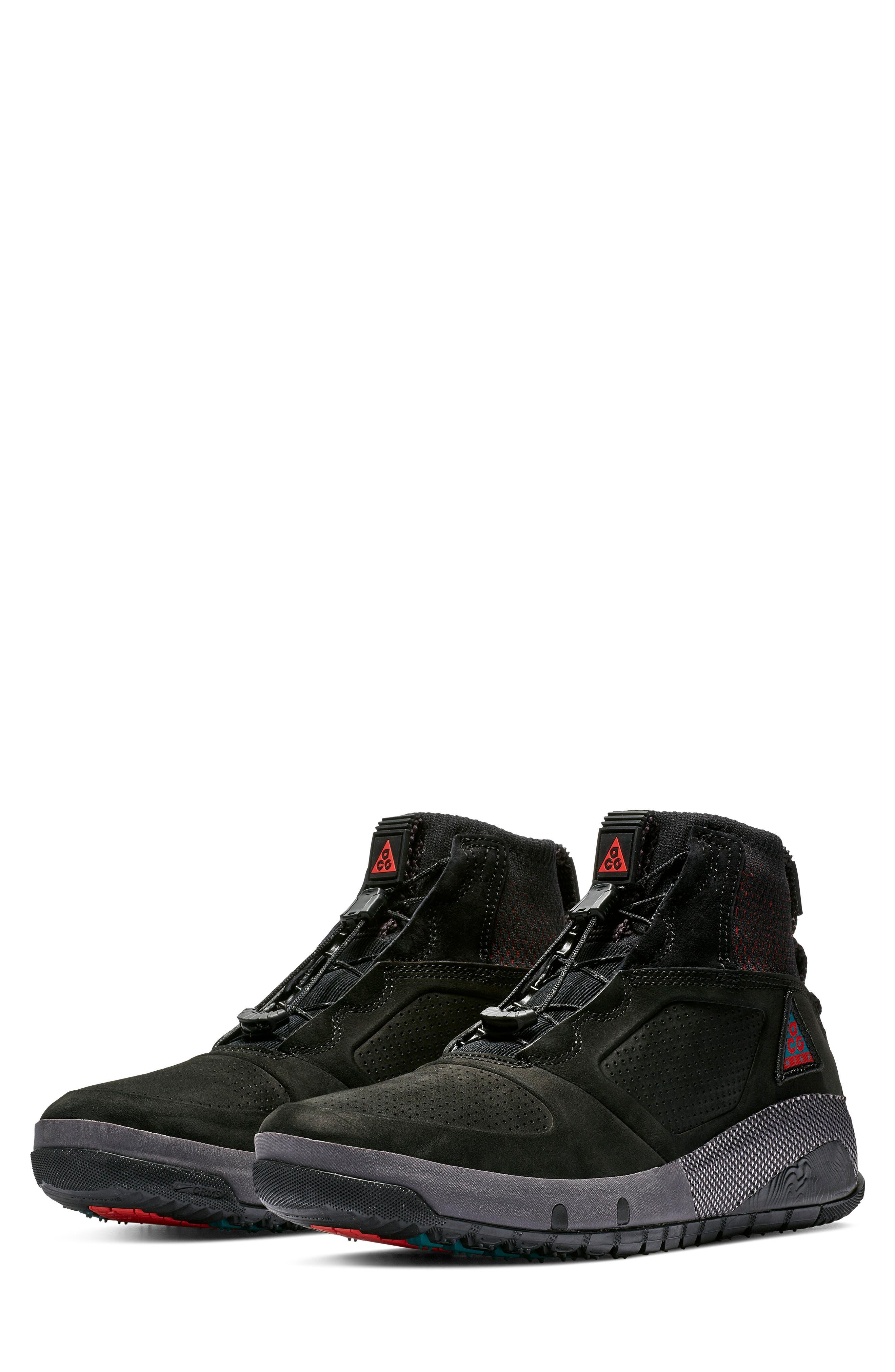 NIKE, ACG Ruckel Ridge Sneaker, Main thumbnail 1, color, 002