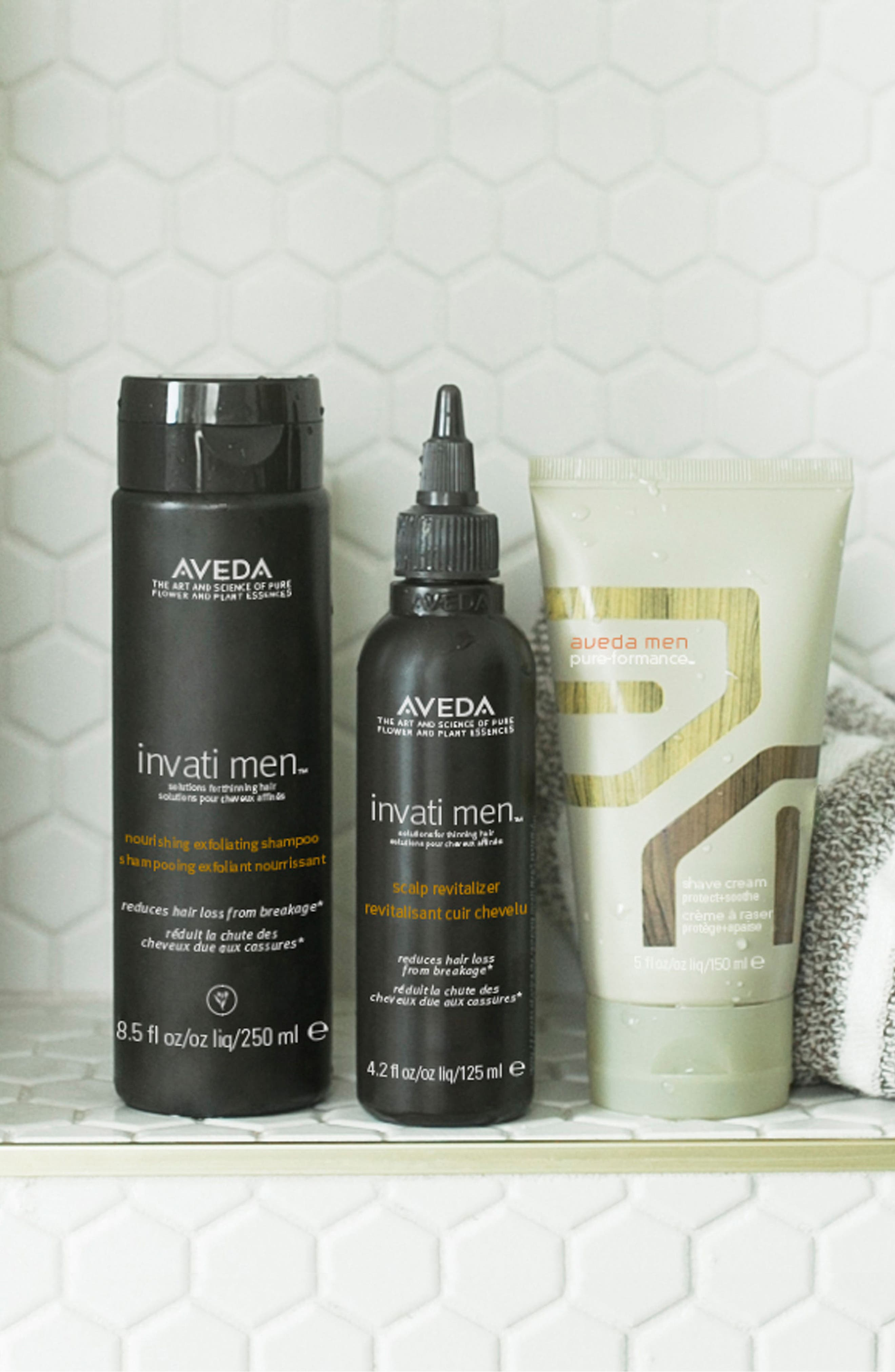 AVEDA, Men pure-formance<sup>™</sup> Shave Cream, Alternate thumbnail 2, color, NO COLOR