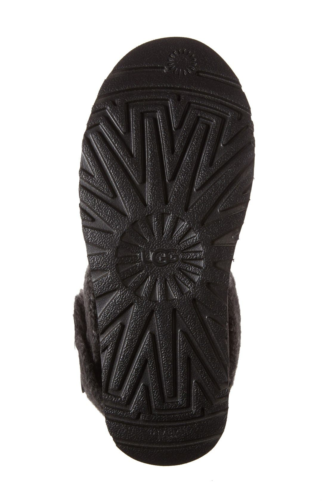 UGG<SUP>®</SUP>, Lattice Cardy II Boot, Alternate thumbnail 4, color, 020