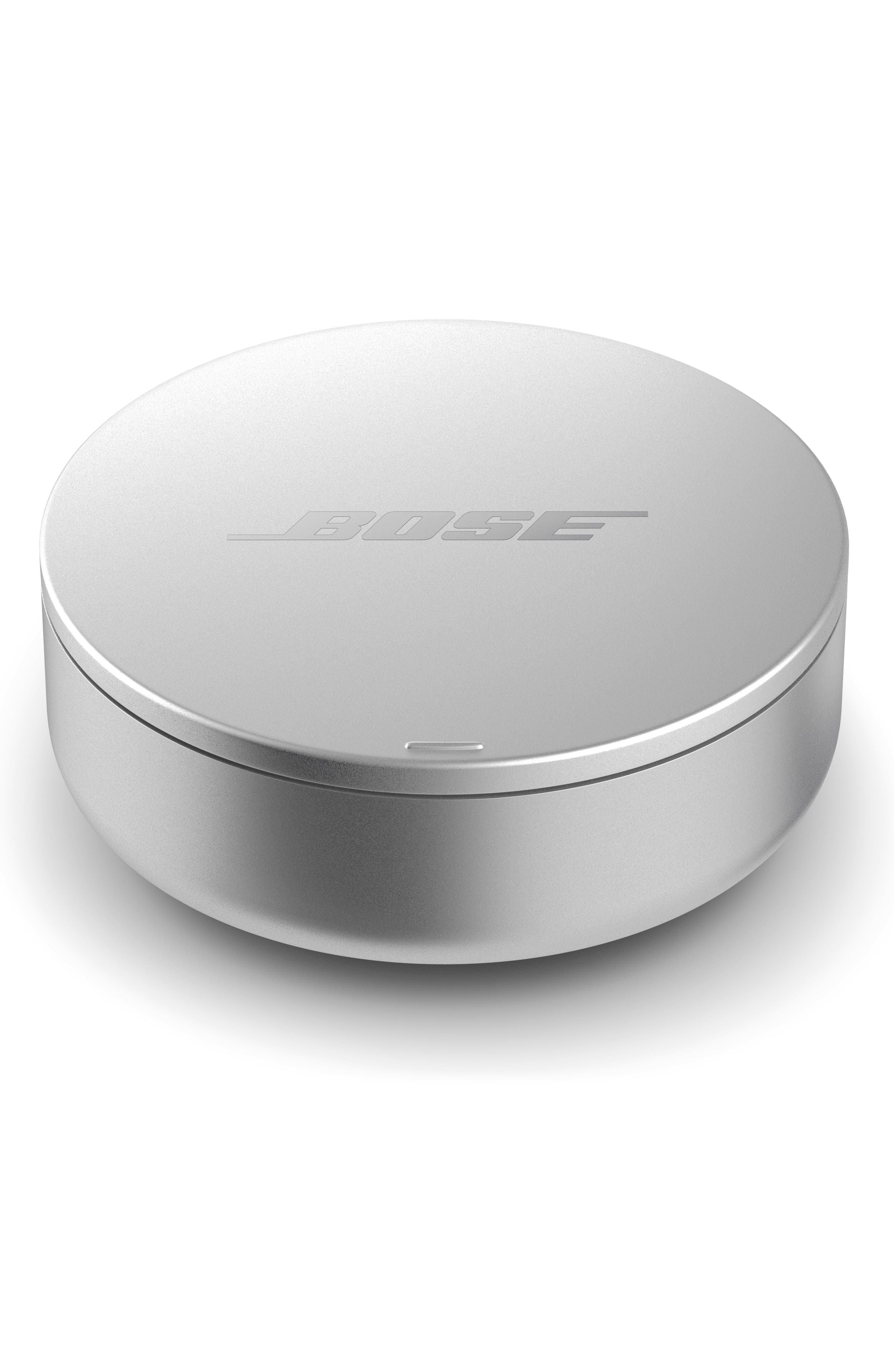BOSE<SUP>®</SUP>, Noise Masking Sleepbuds, Alternate thumbnail 6, color, WHITE AND SILVER