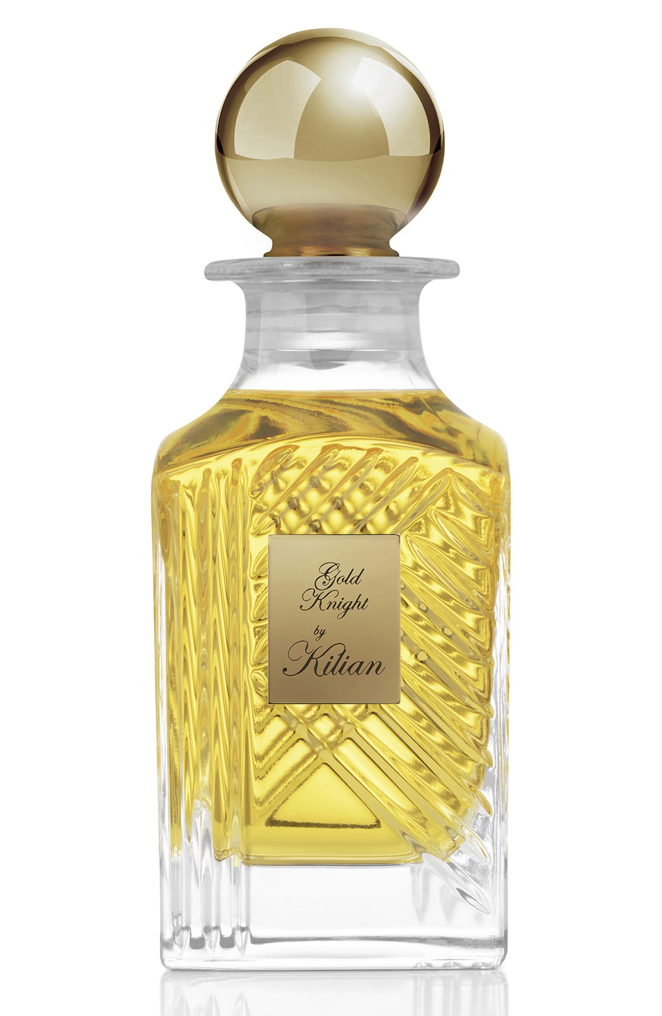 KILIAN, Gold Knight Mini Carafe Collector's Edition, Main thumbnail 1, color, NO COLOR