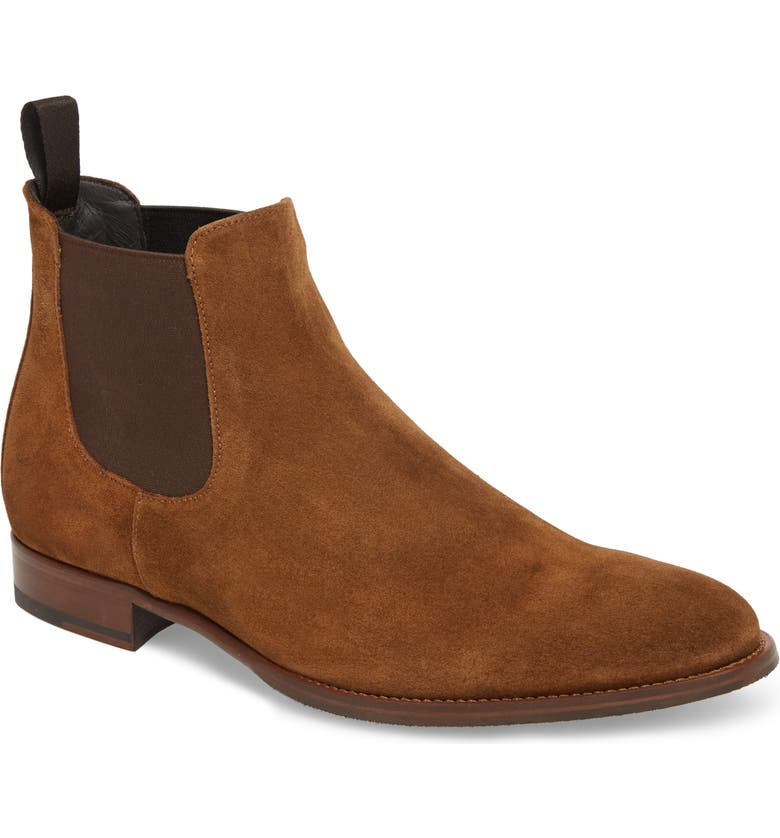 To Boot New York Boots SHELBY MID CHELSEA BOOT
