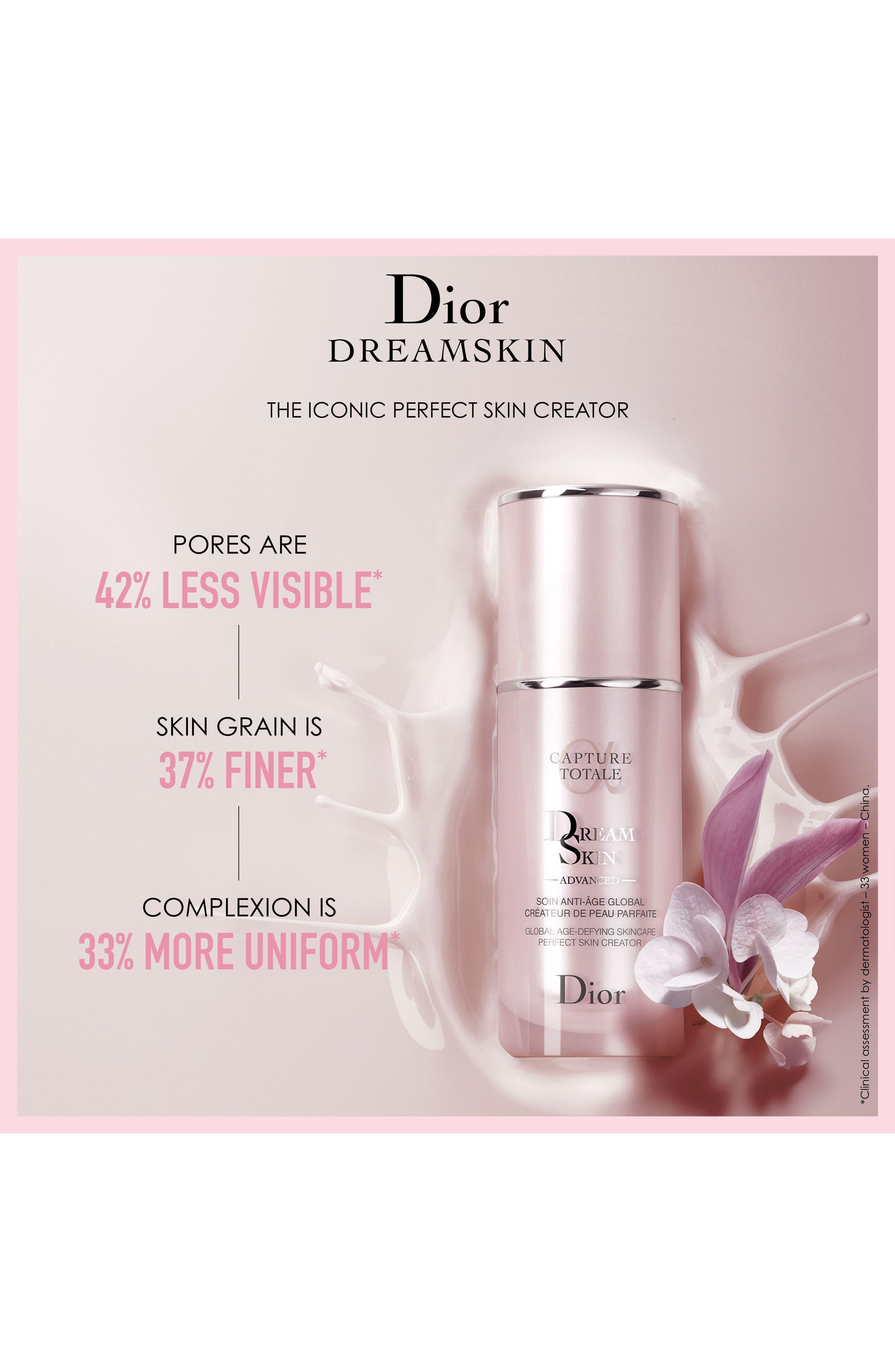 DIOR, Capture Totale DreamSkin Advanced Perfect Skin Creator, Alternate thumbnail 5, color, NO COLOR