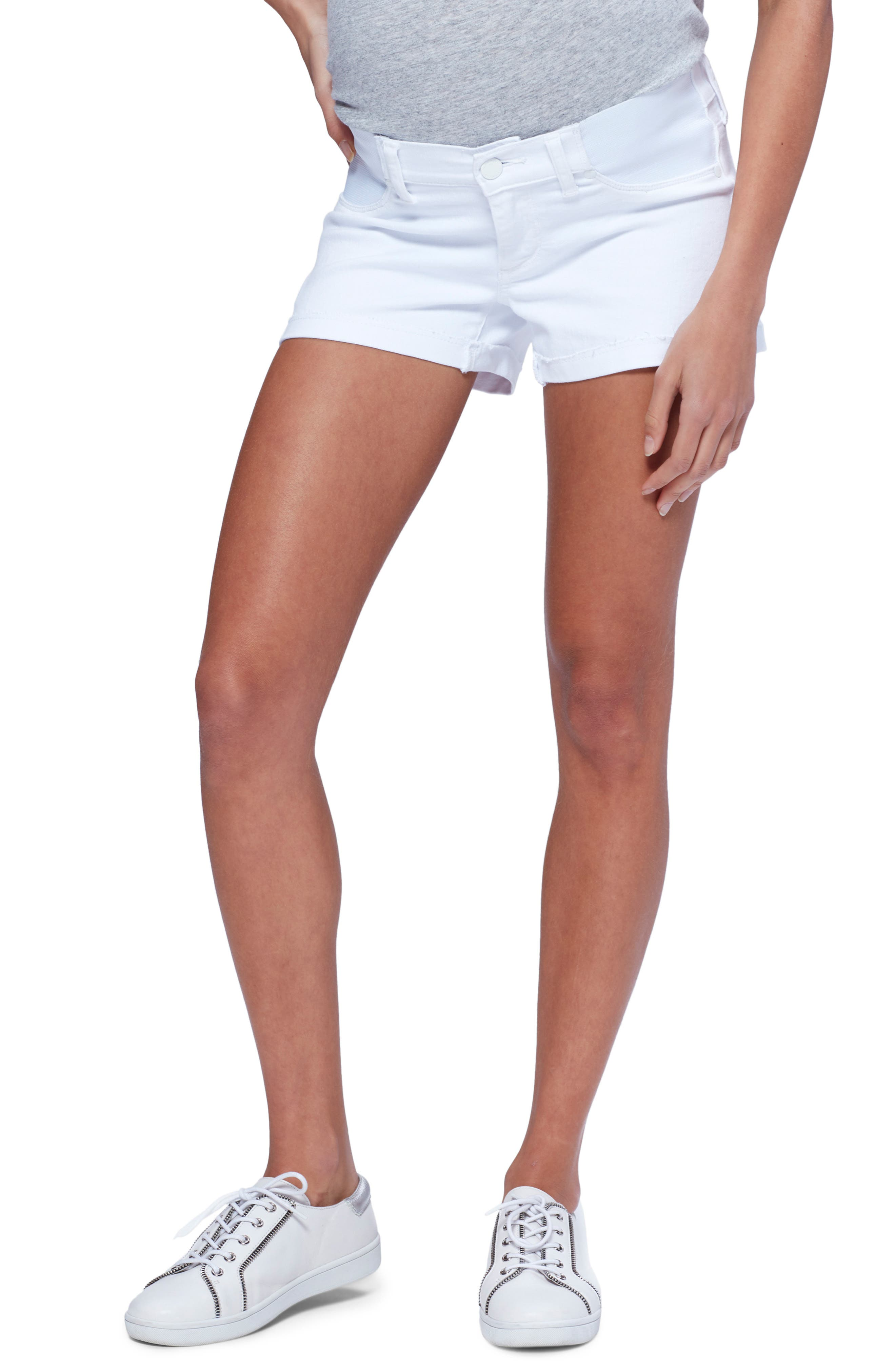 Women's Paige Jimmy Jimmy Maternity Shorts