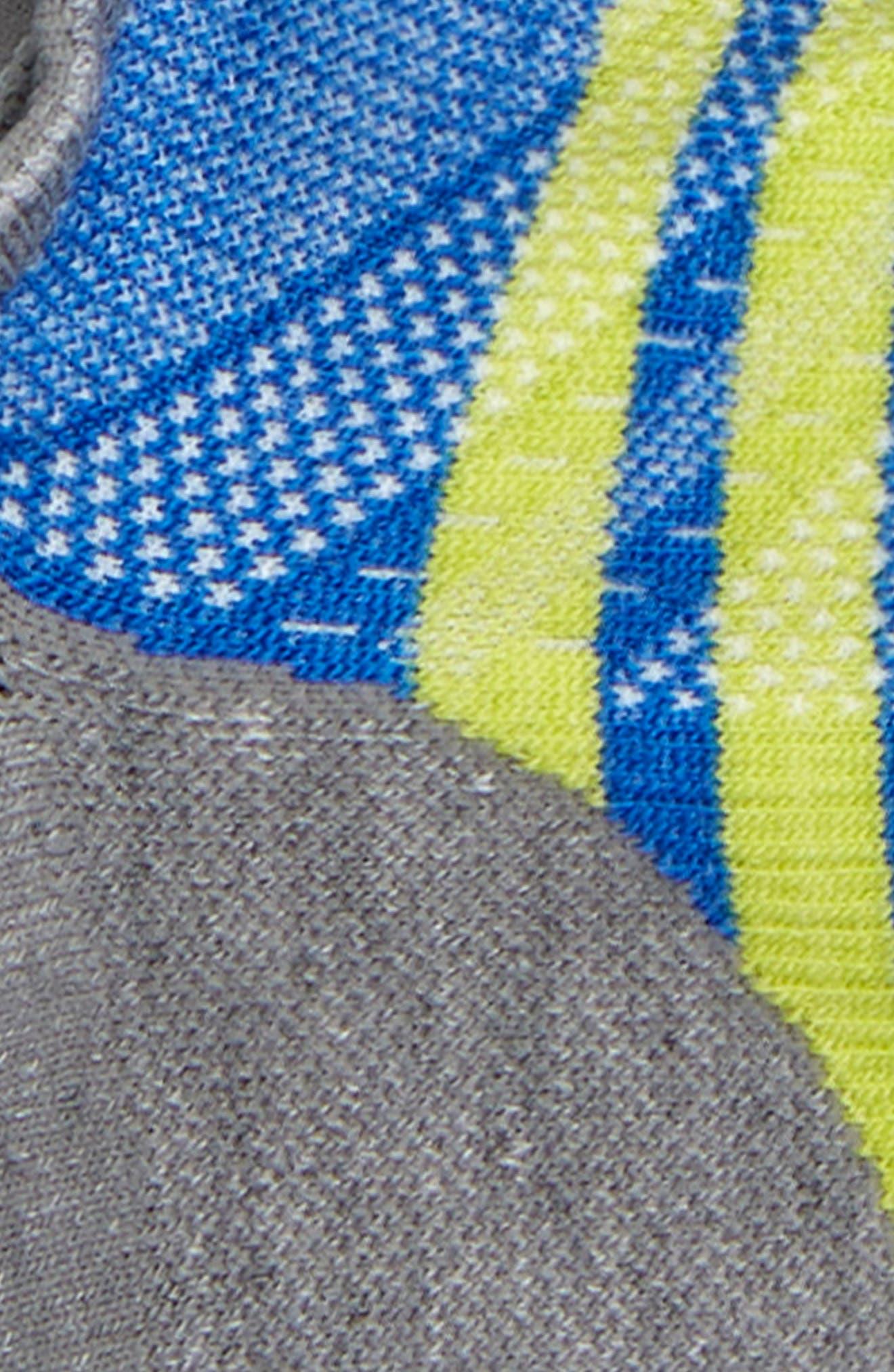 SMARTWOOL, PhD<sup>®</sup> Run Light Elite Socks, Alternate thumbnail 2, color, LIGHT GREY