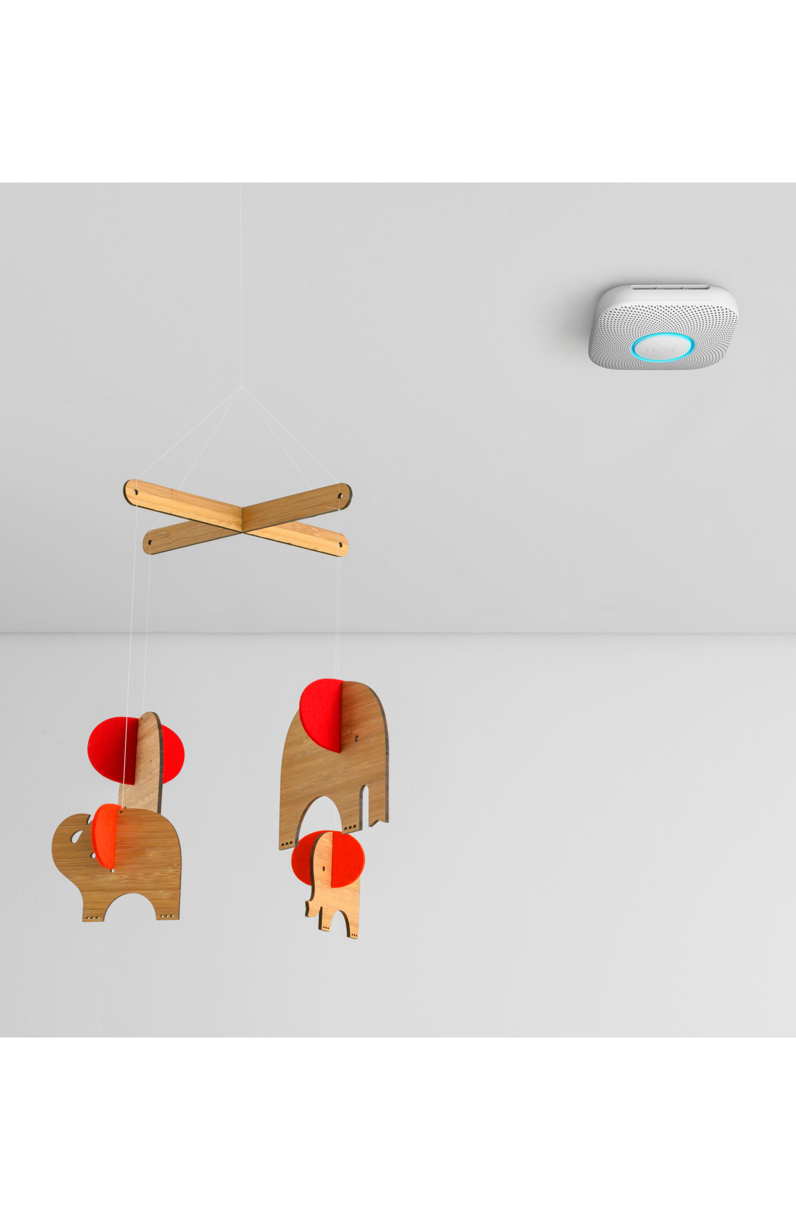 NEST, Protect Smoke & Carbon Monoxide Alarm, Alternate thumbnail 10, color, BATTERY OPERATED