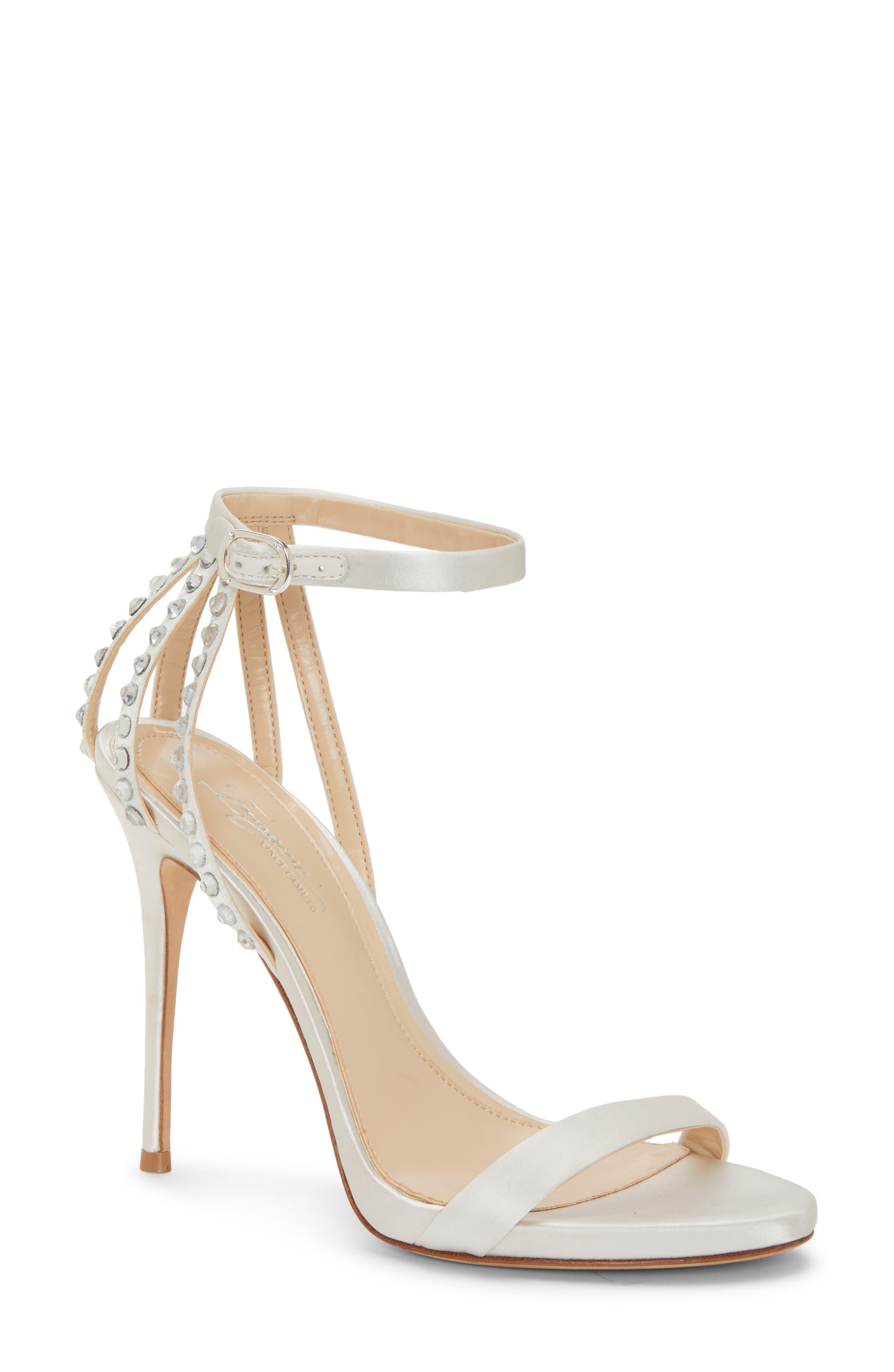e18193c98e03 Imagine By Vince Camuto Daphee Crystal Embellished Sandal