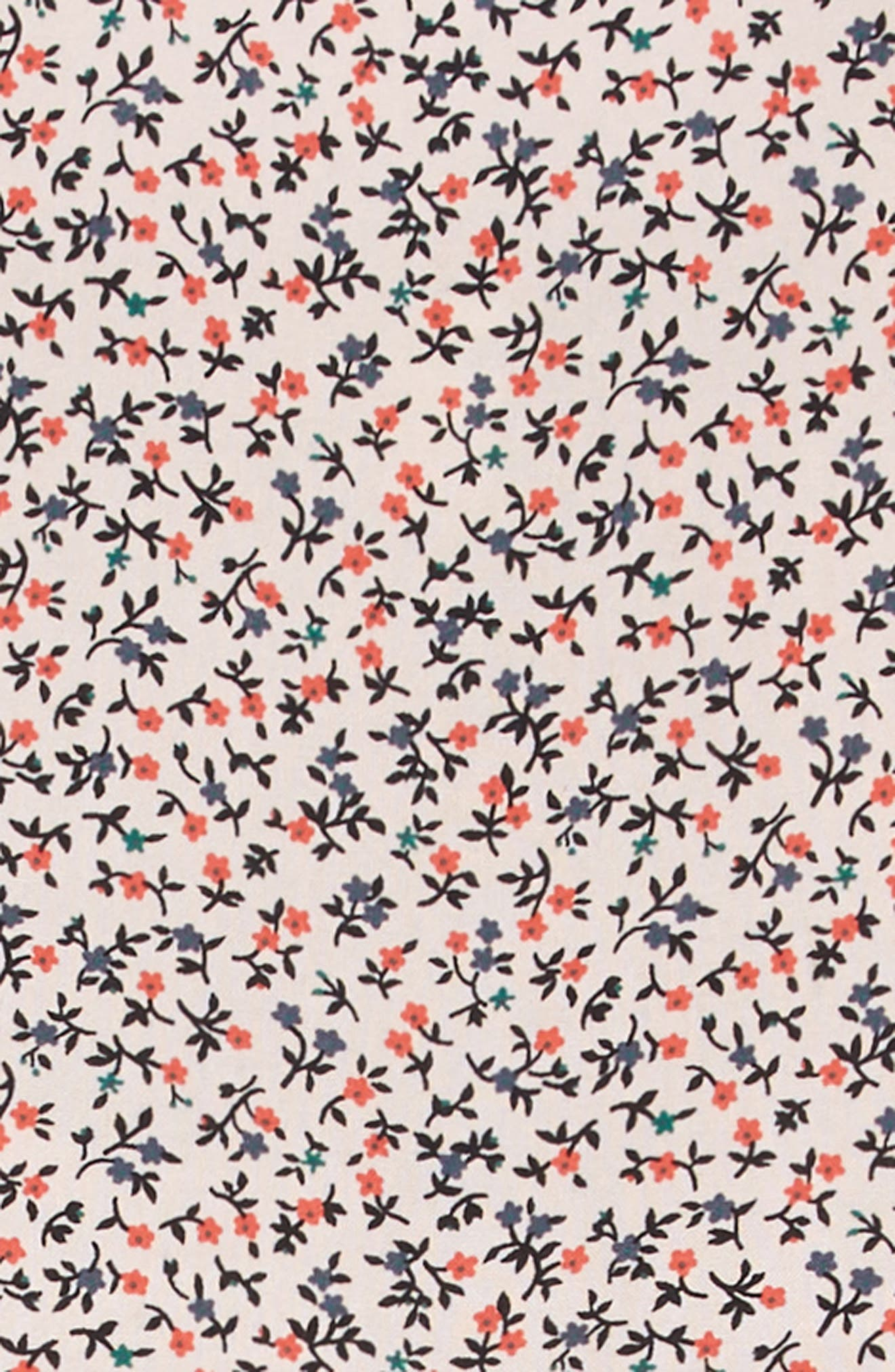 TUCKER + TATE, Print Romper, Alternate thumbnail 2, color, PINK AMOUR SCATTERED DAISY