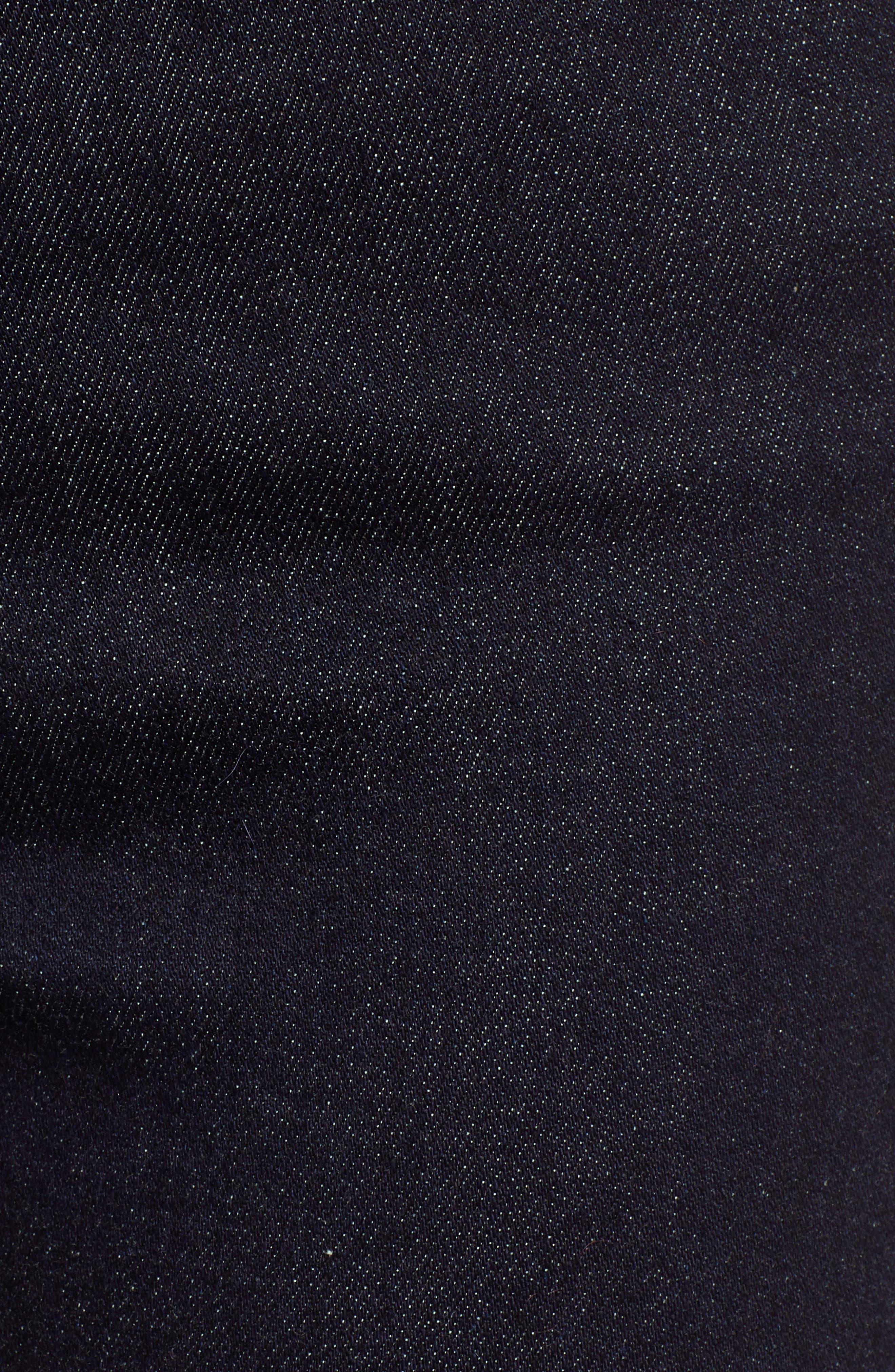 AG, The Farrah Ankle Skinny Jeans, Alternate thumbnail 6, color, INDIGO SPRING