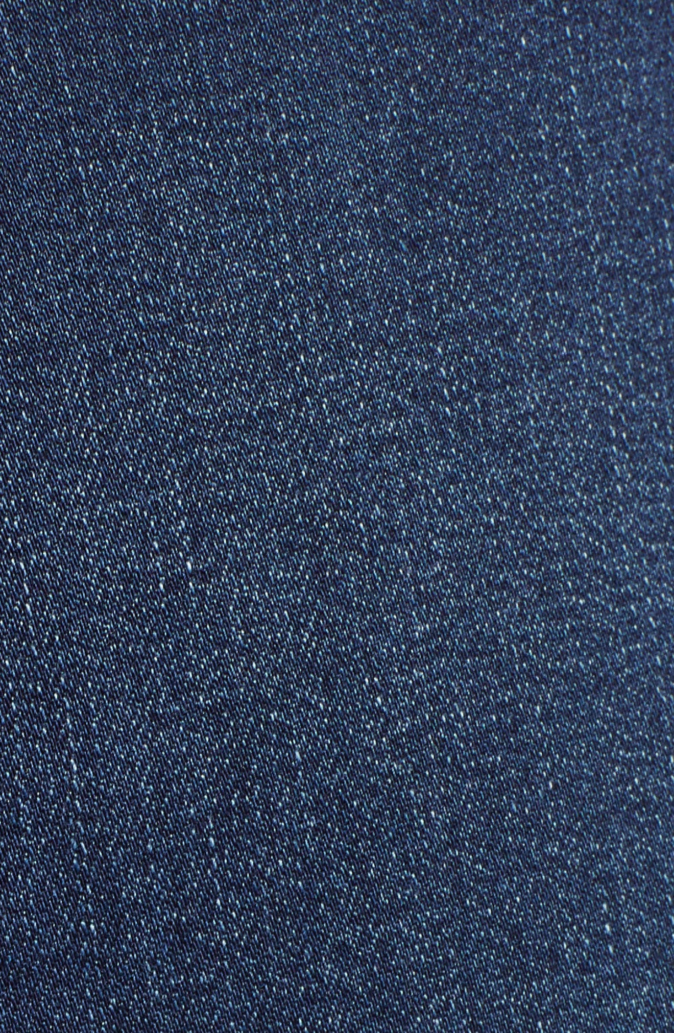 JEN7 BY 7 FOR ALL MANKIND, Ankle Skinny Jeans, Alternate thumbnail 6, color, 405