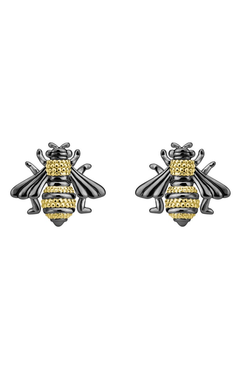 Lagos Accessories RARE WONDERS - HONEYBEE STUD EARRINGS