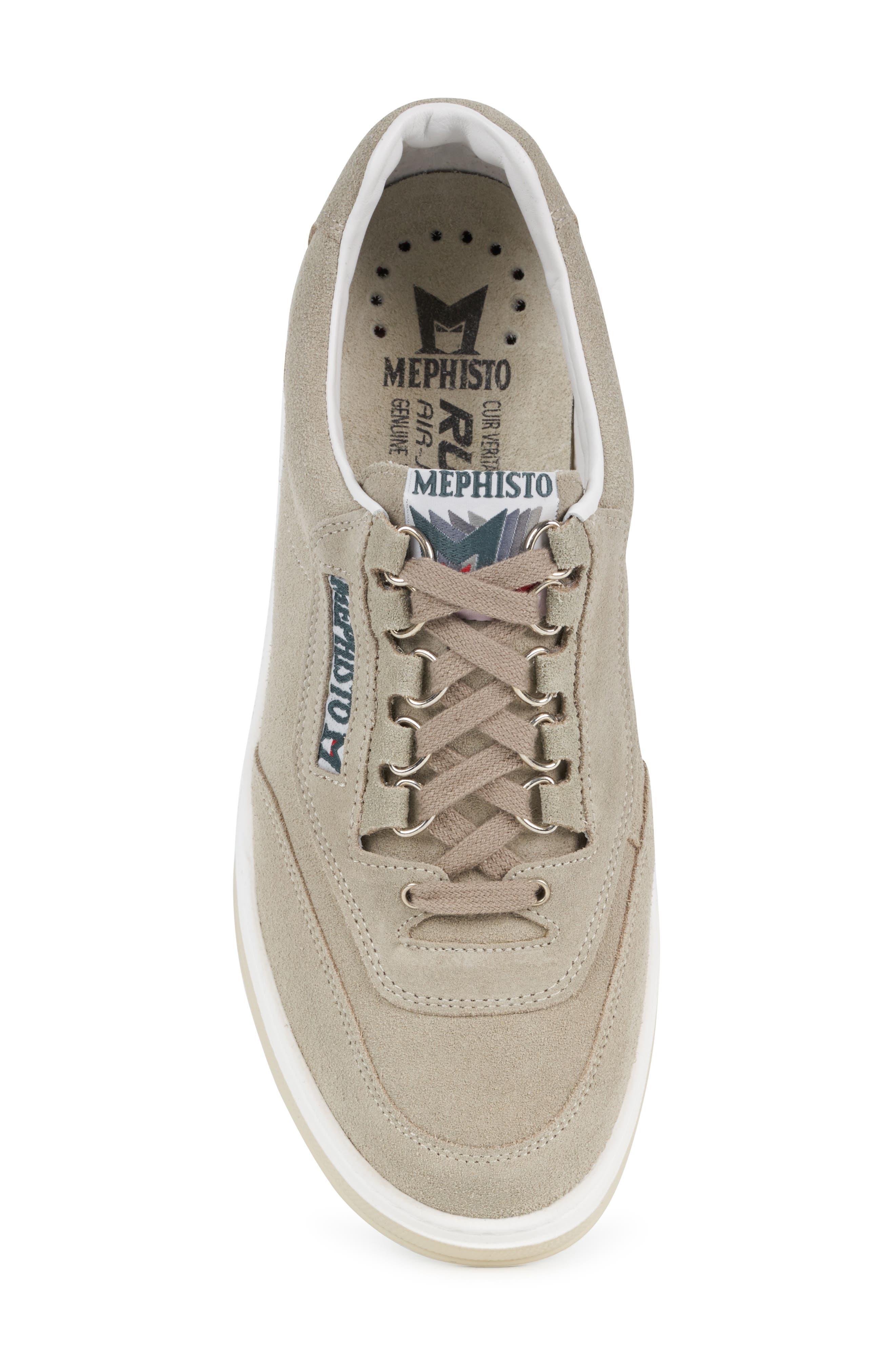 MEPHISTO, 'Match' Walking Shoe, Alternate thumbnail 5, color, CAMEL